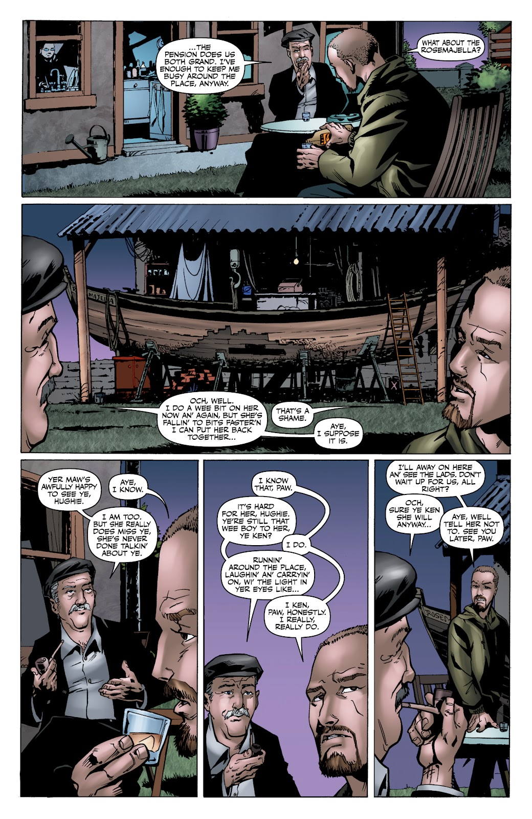 Read online The Boys Omnibus comic -  Issue # TPB 4 (Part 3) - 21