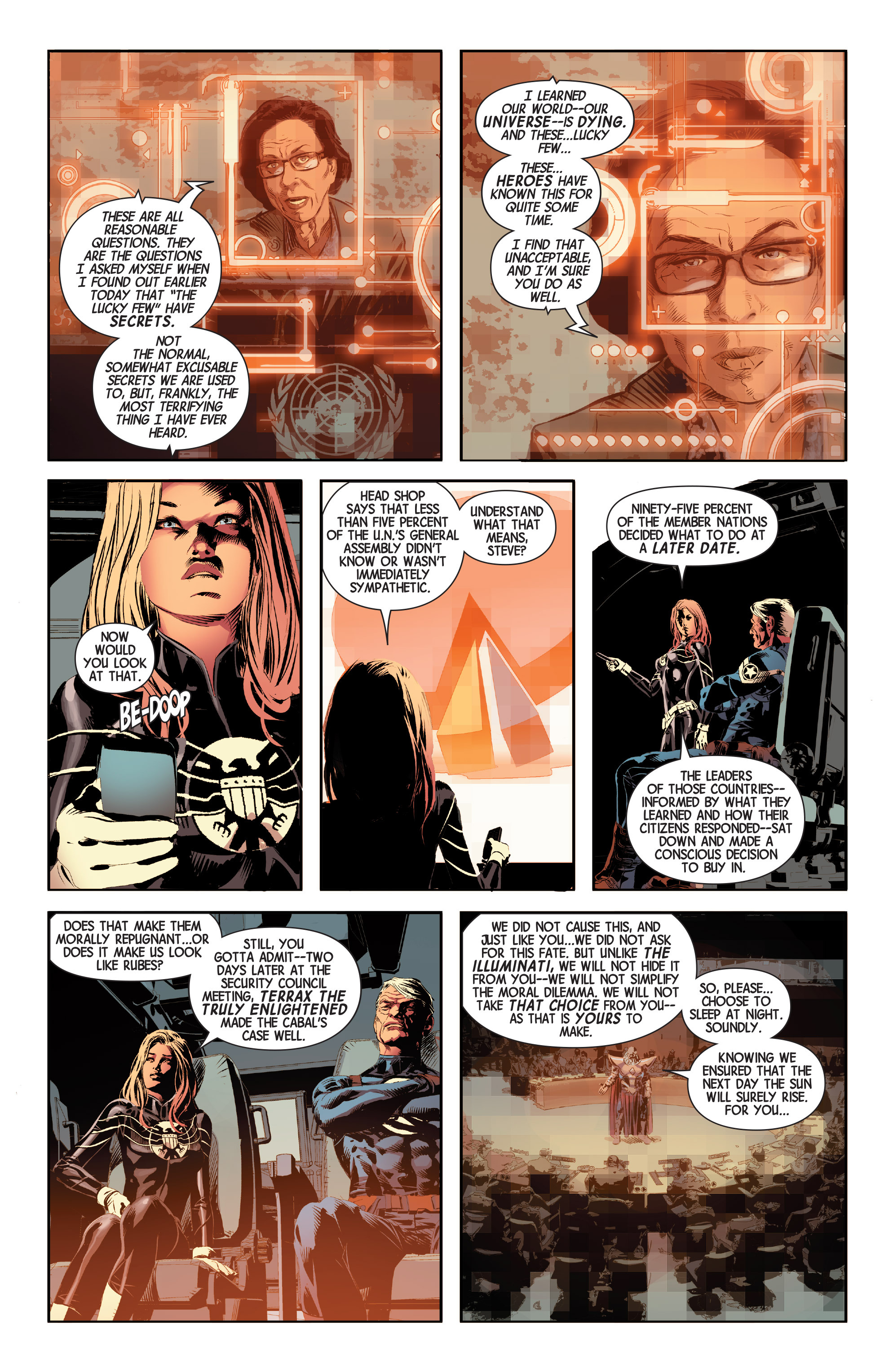 Read online Avengers (2013) comic -  Issue #37 - 18