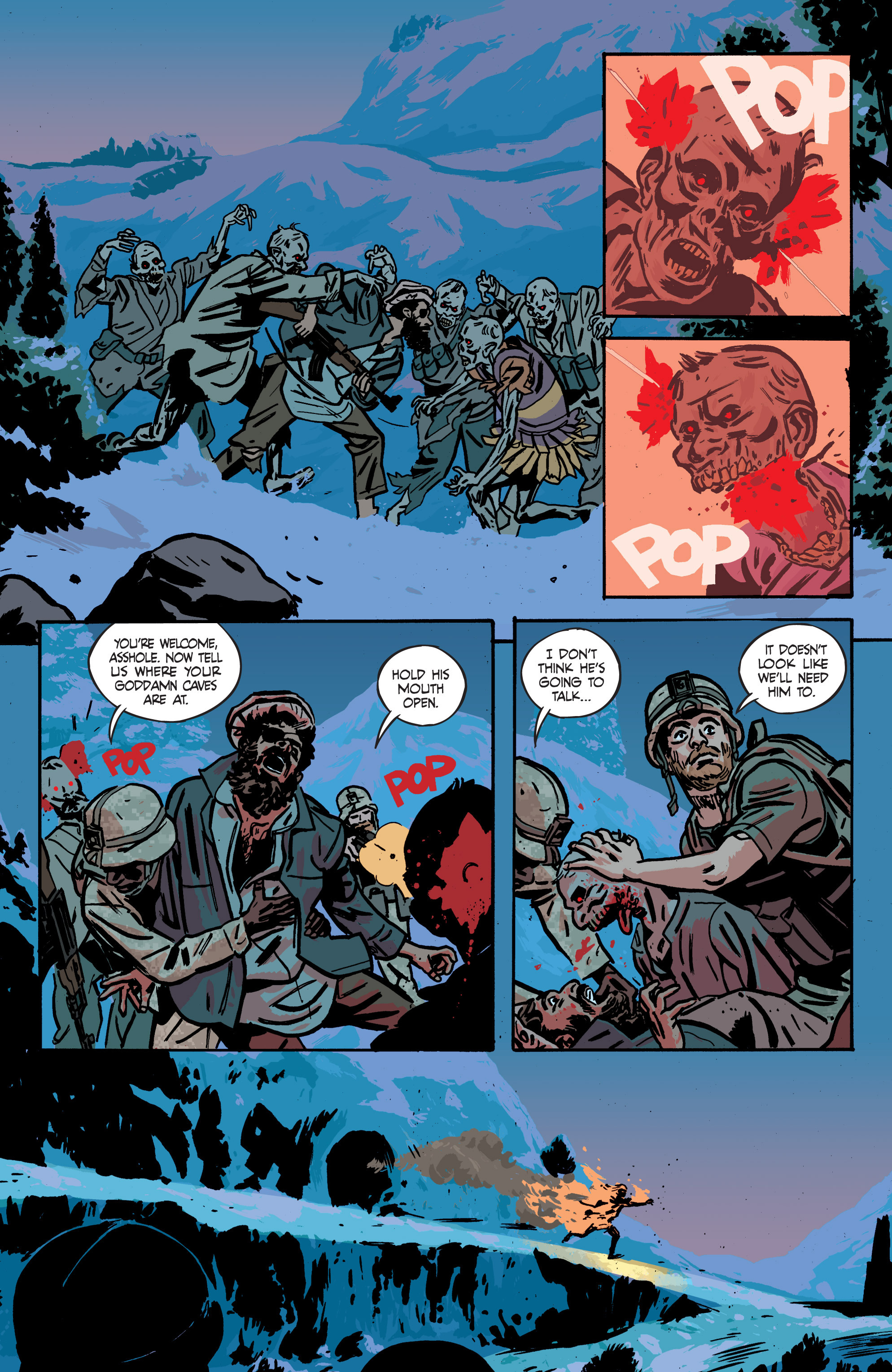 Read online Graveyard of Empires comic -  Issue # TPB - 103