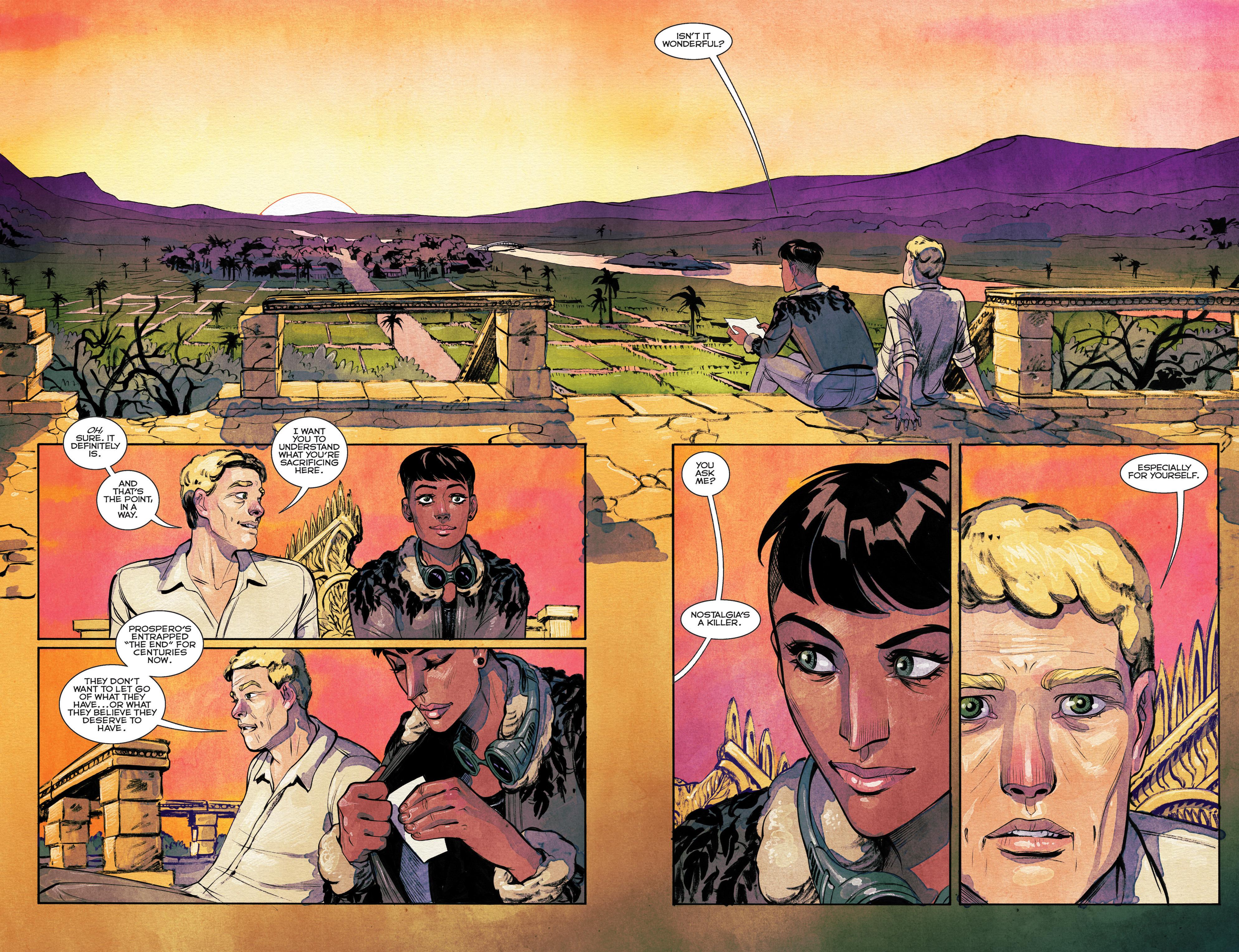 Read online Shutter comic -  Issue #25 - 11