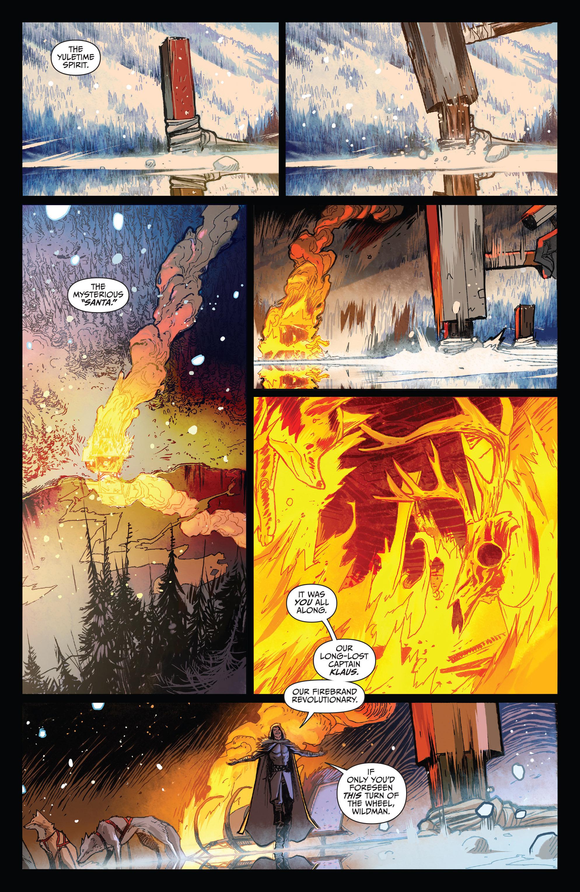 Read online Klaus comic -  Issue #6 - 9