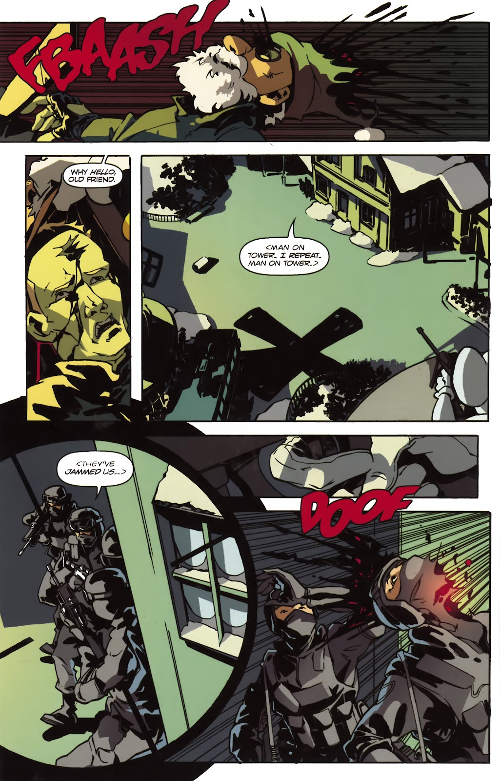 Read online Ricky Rouse Has A Gun comic -  Issue # TPB (Part 1) - 95