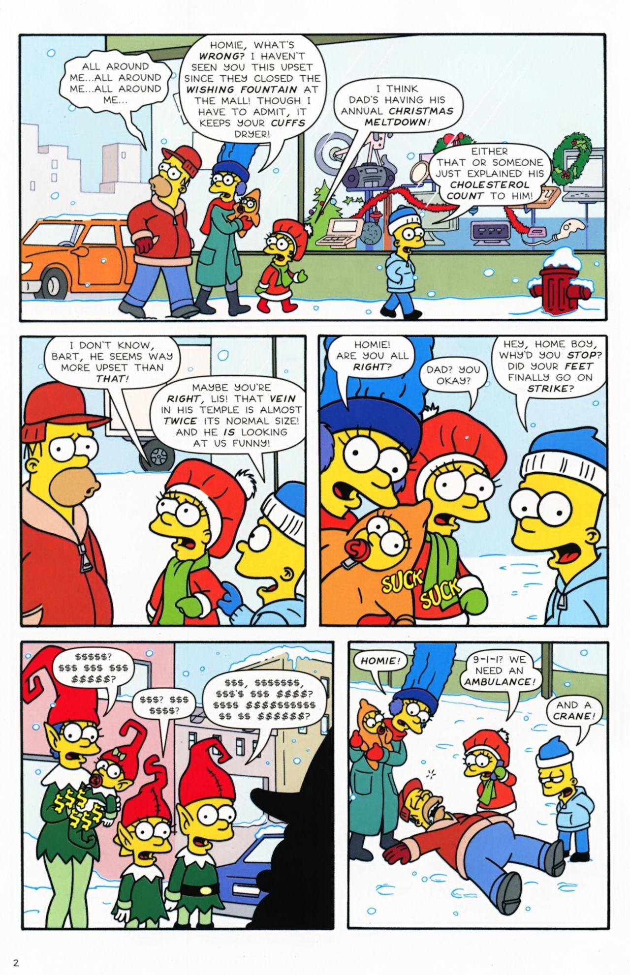 Read online Simpsons Comics comic -  Issue #172 - 4