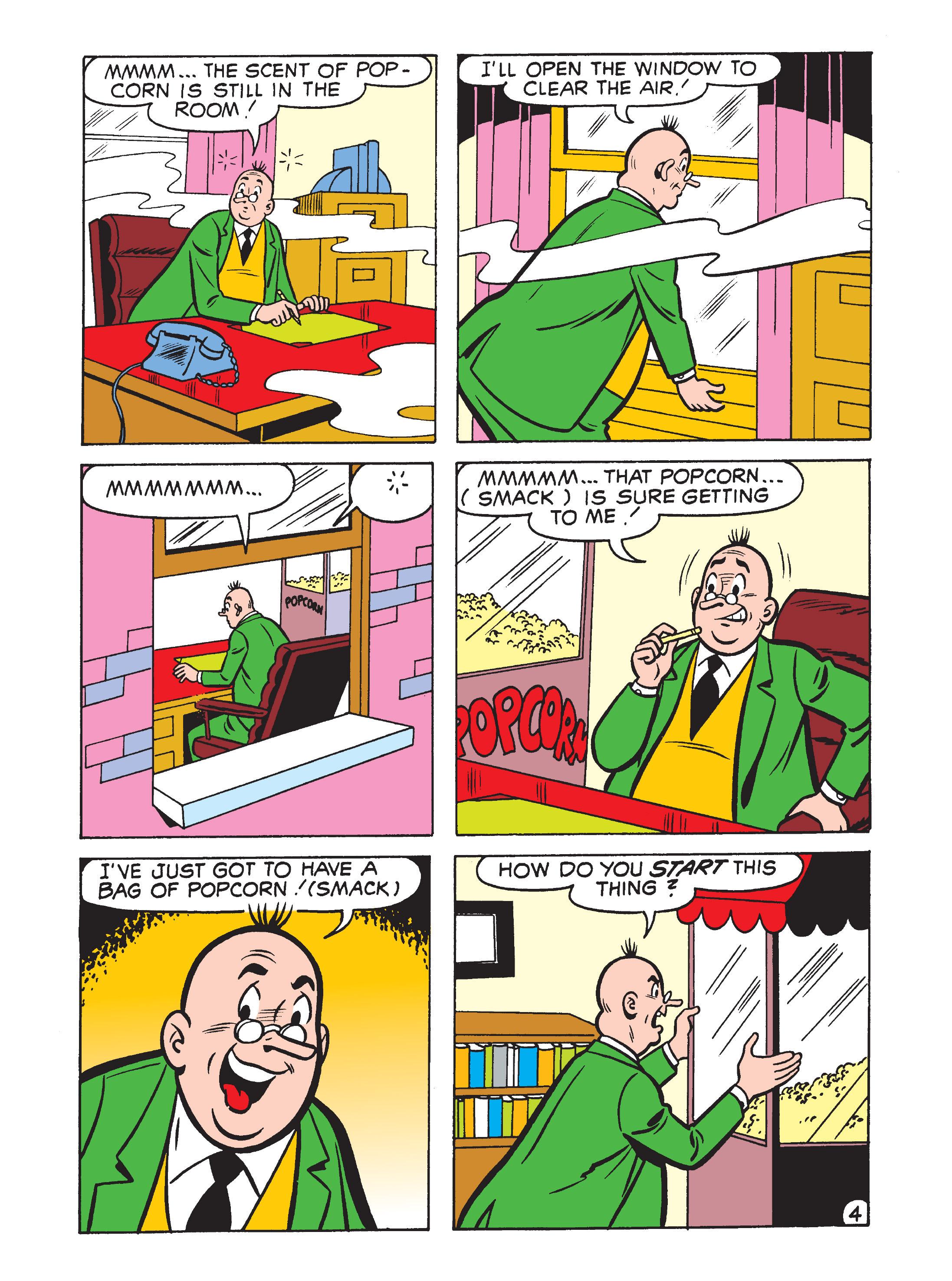 Read online Archie 1000 Page Comics Bonanza comic -  Issue #1 (Part 1) - 131