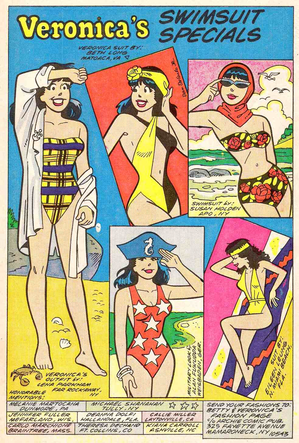 Read online Archie's Girls Betty and Veronica comic -  Issue #344 - 27