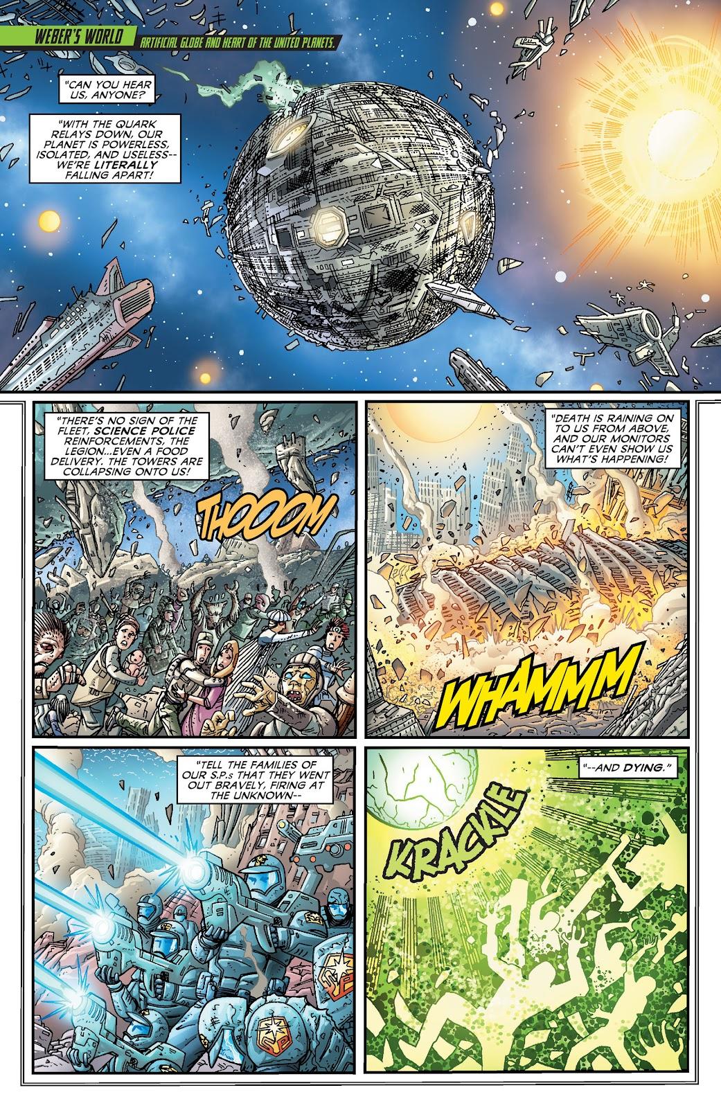 Legion of Super-Heroes (2011) Issue #19 #20 - English 3