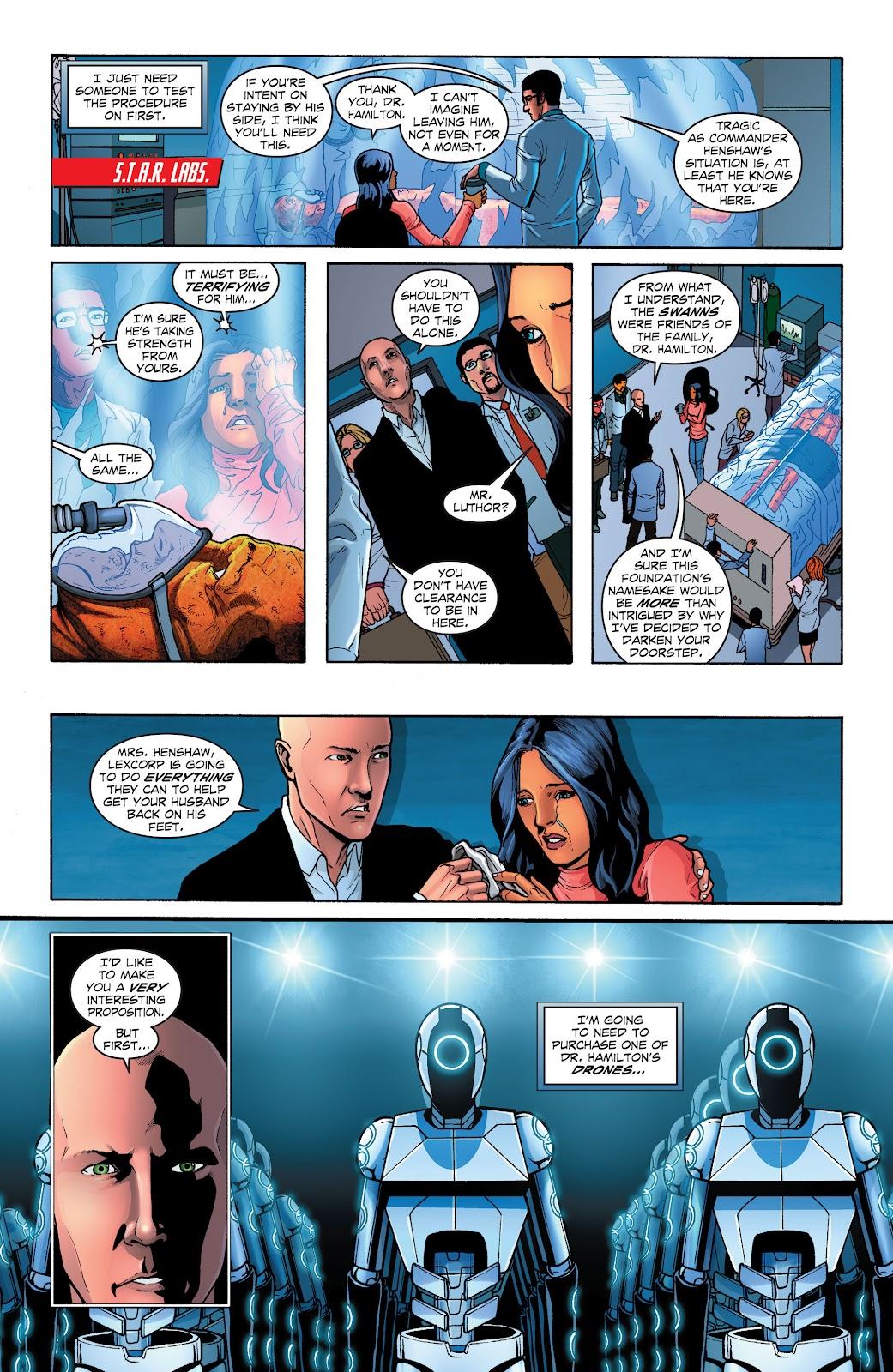 Read online Smallville Season 11 [II] comic -  Issue # TPB 1 - 90