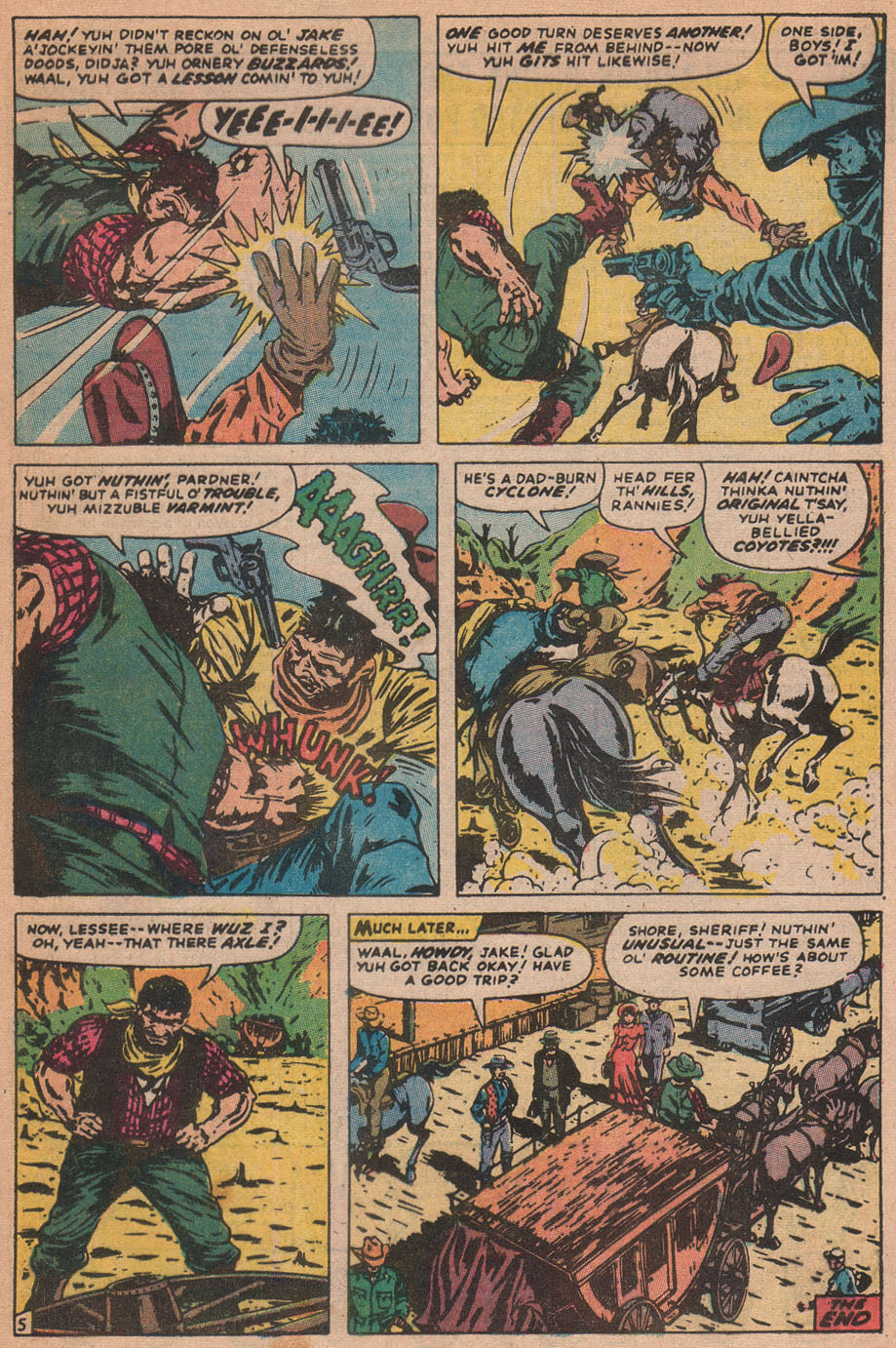The Rawhide Kid (1955) issue 88 - Page 29