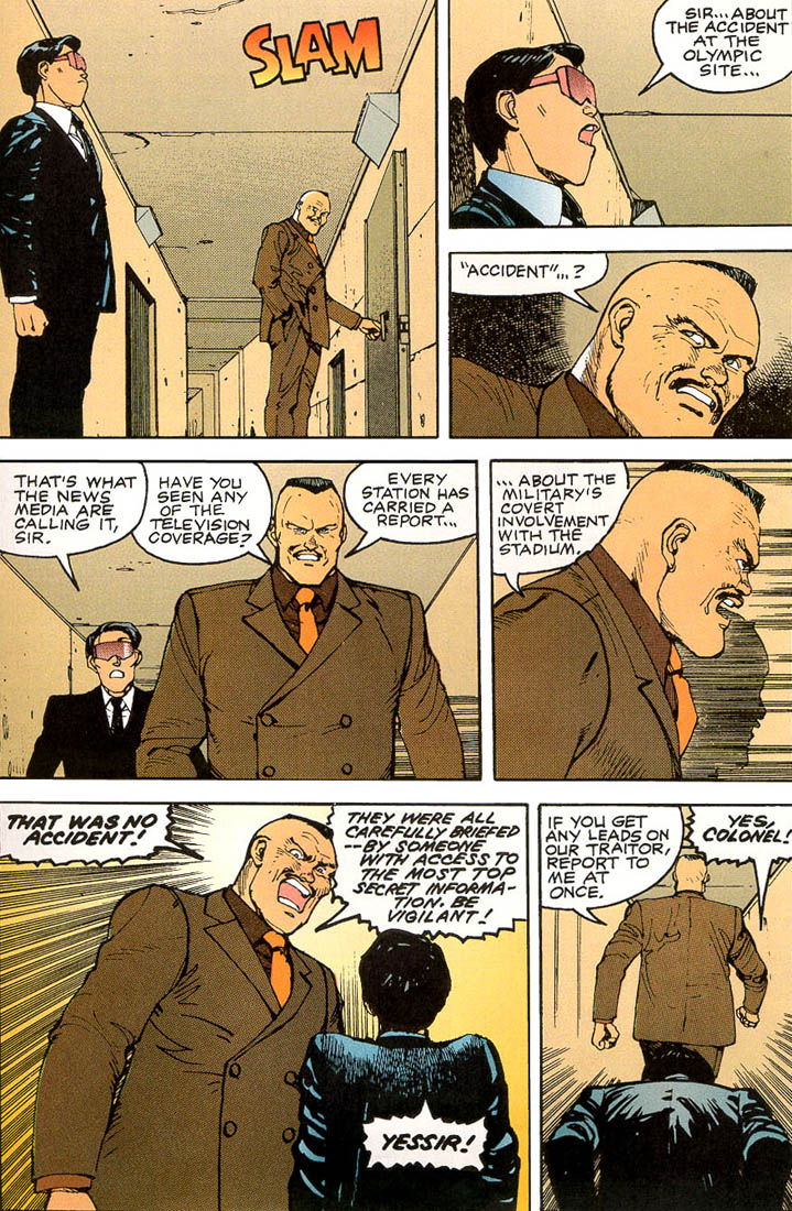 Read online Akira comic -  Issue #3 - 35