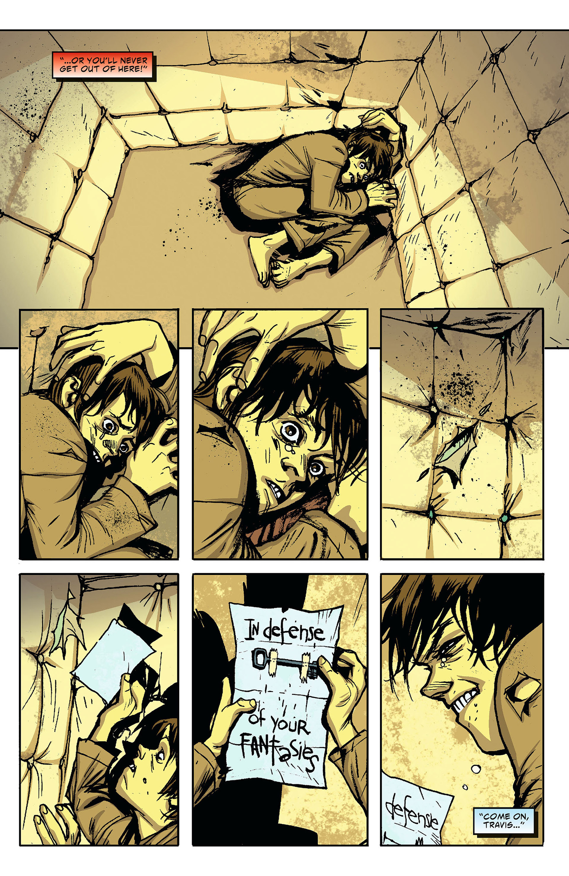 Read online American Vampire comic -  Issue #24 - 7