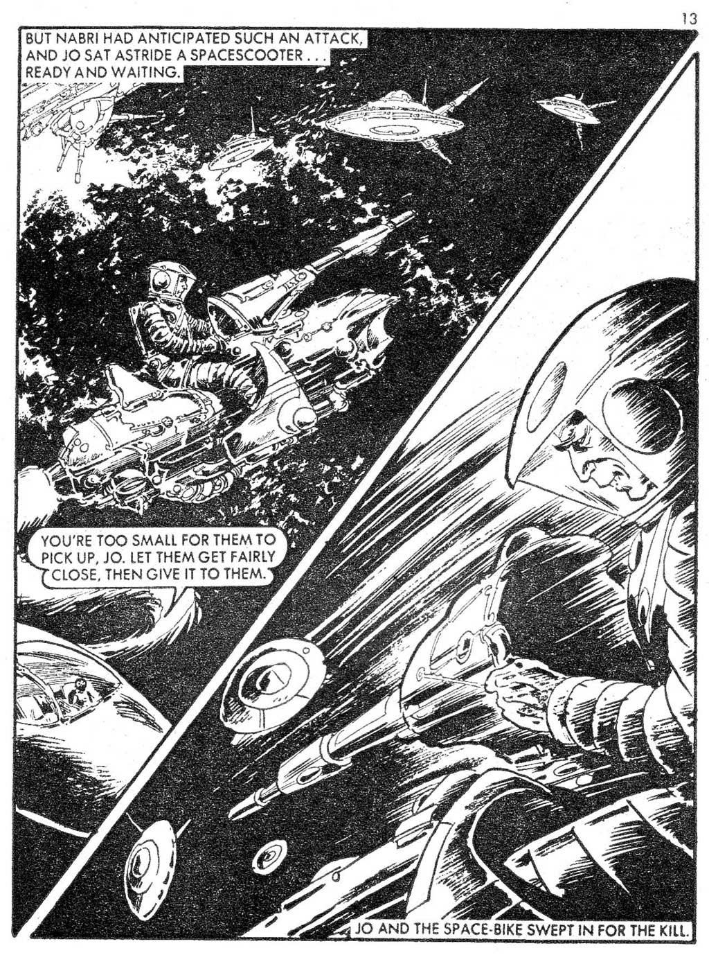 Starblazer issue 16 - Page 13