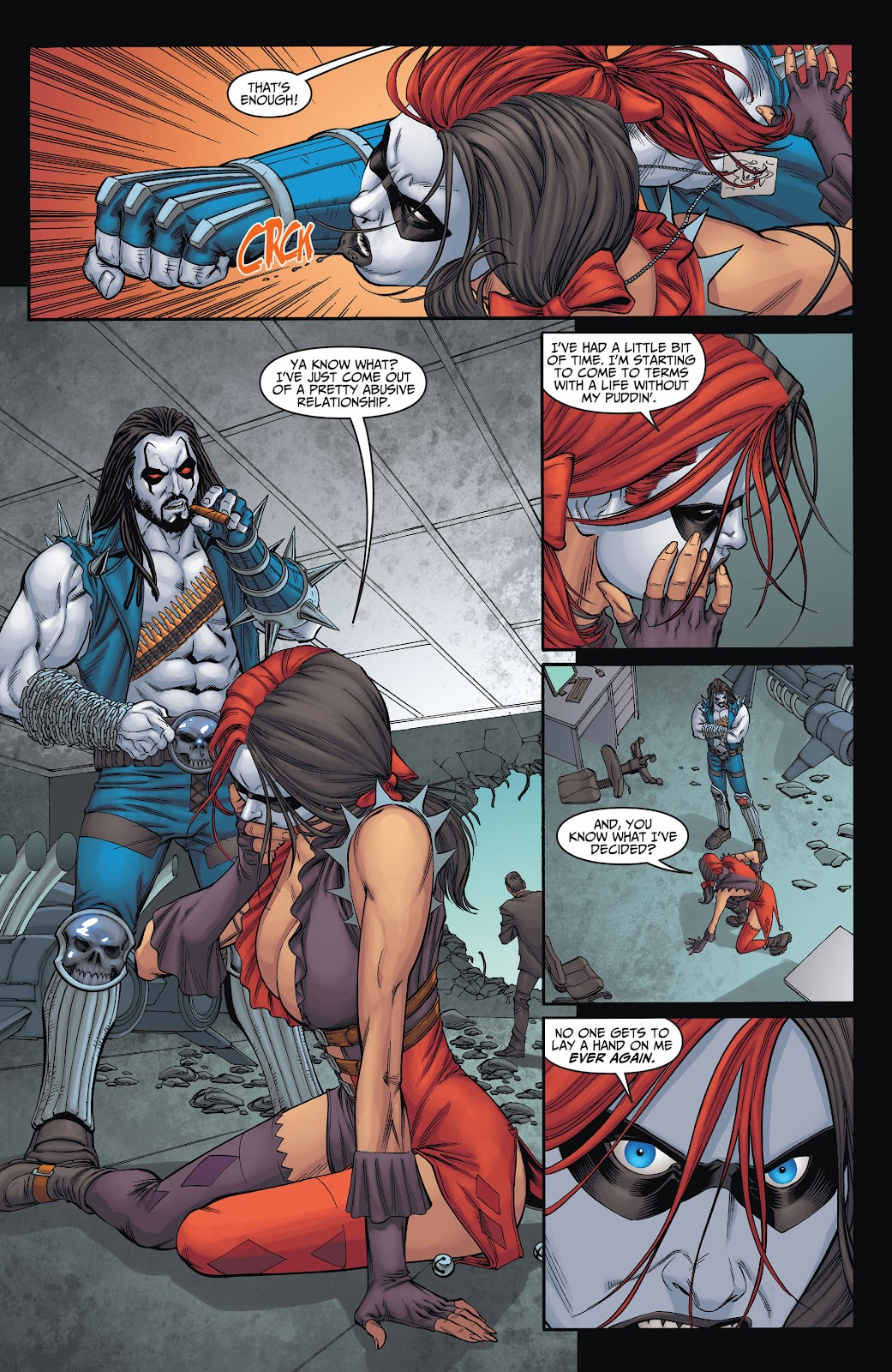 Injustice: Gods Among Us [I] issue _Annual_1 - Page 25