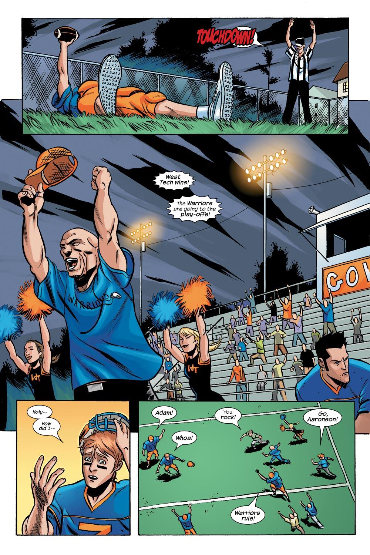 Read online Machine Teen comic -  Issue #1 - 9