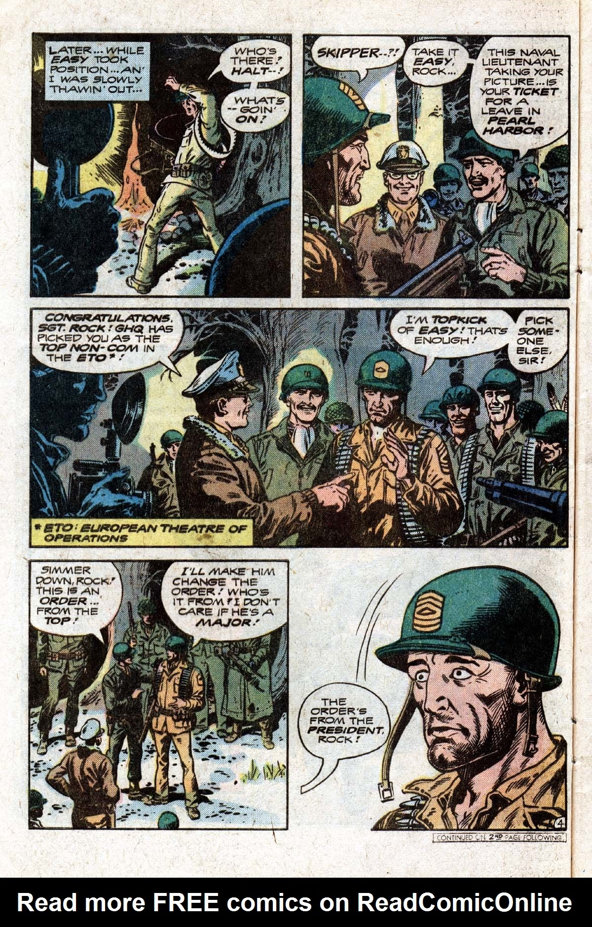 Read online Sgt. Rock comic -  Issue #320 - 7