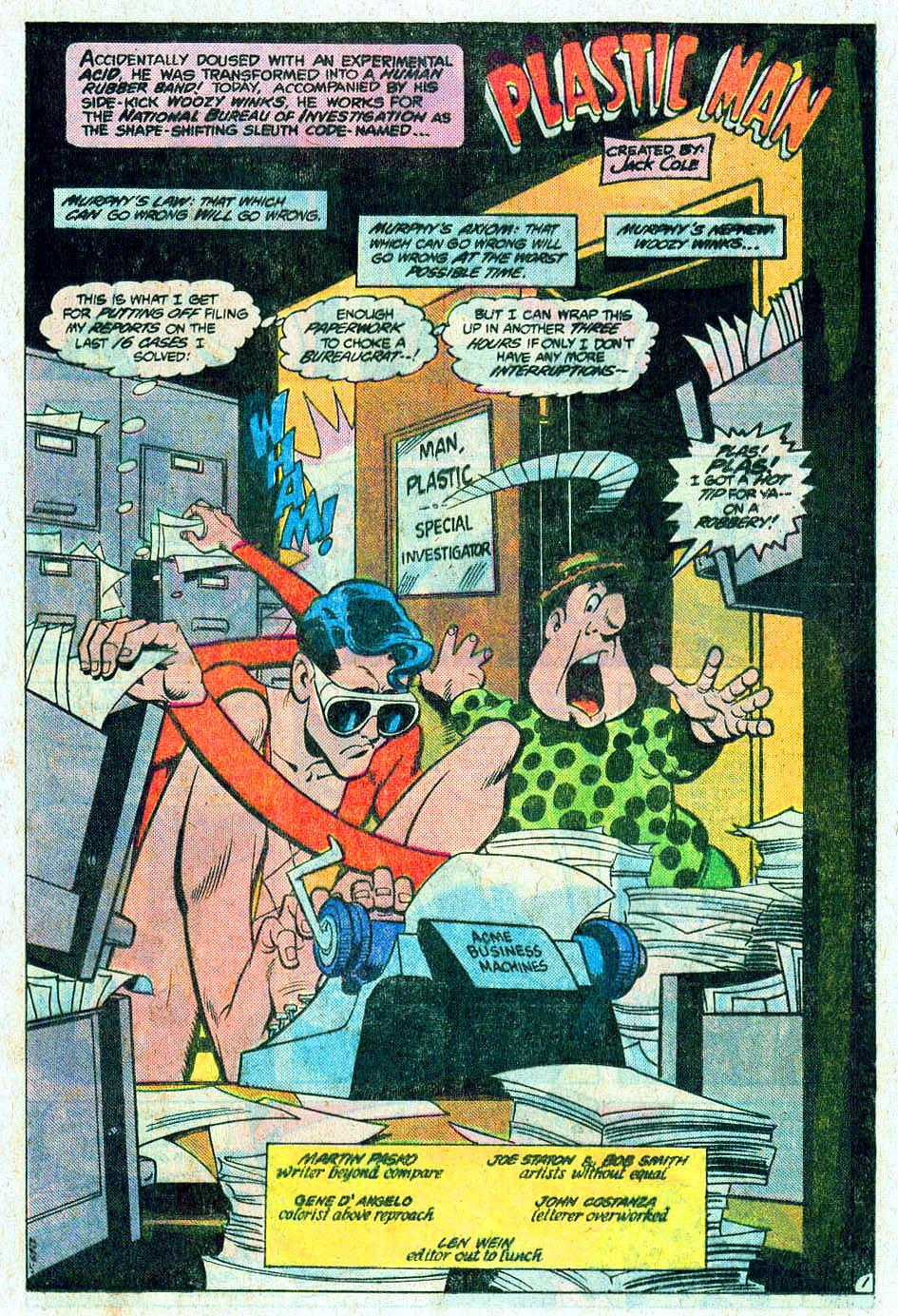 Read online Adventure Comics (1938) comic -  Issue #478 - 18