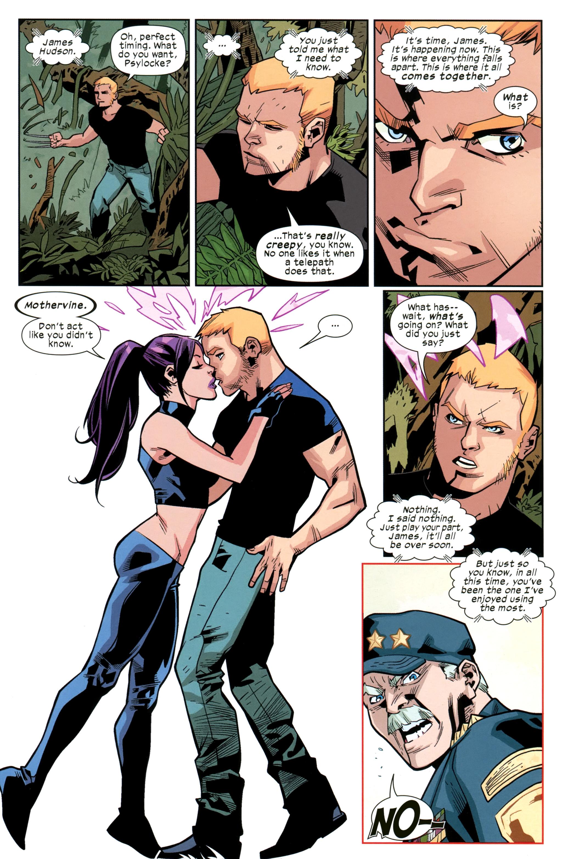 Read online Ultimate Comics X-Men comic -  Issue #26 - 14