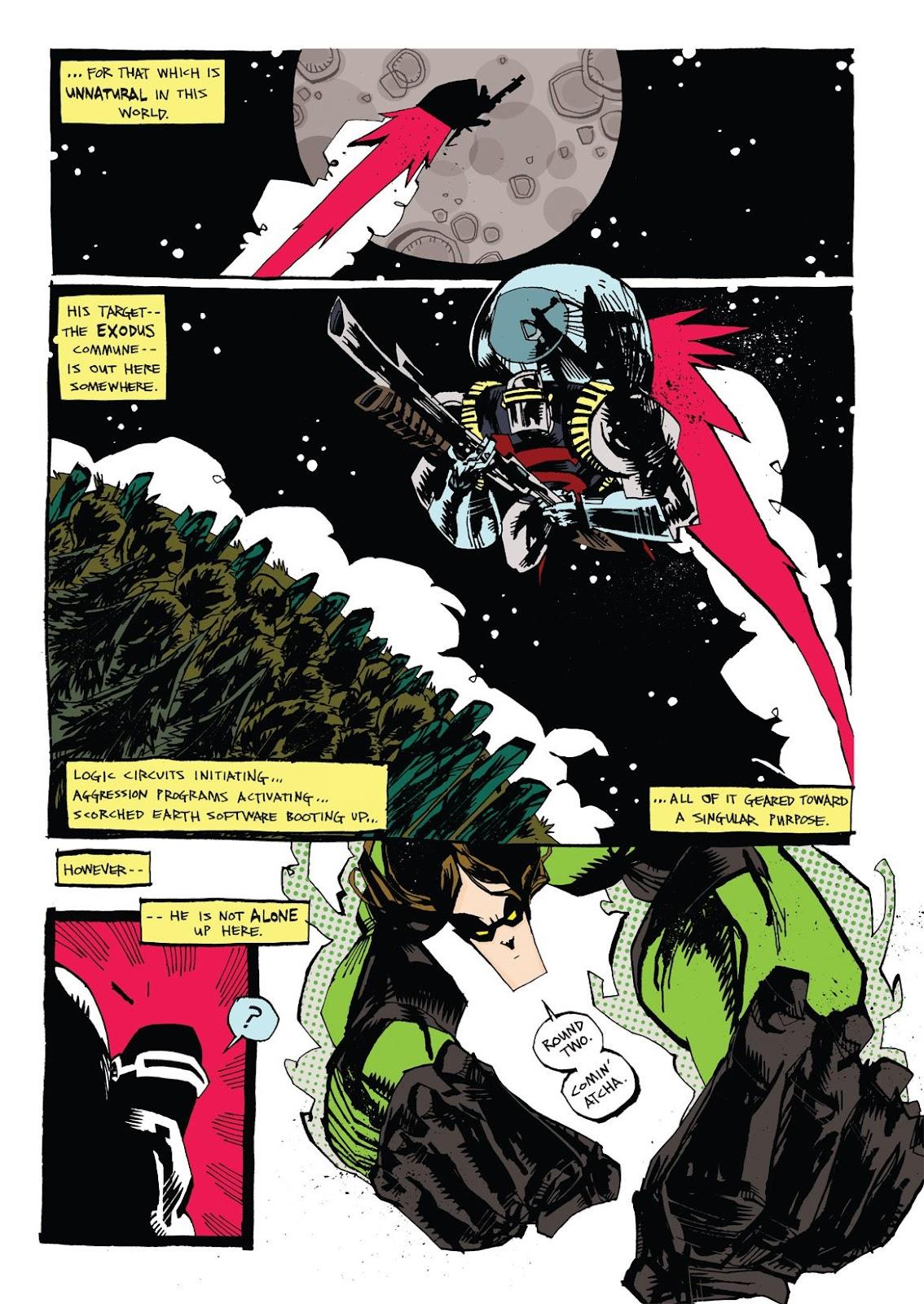Read online Marijuanaman comic -  Issue # Full - 37