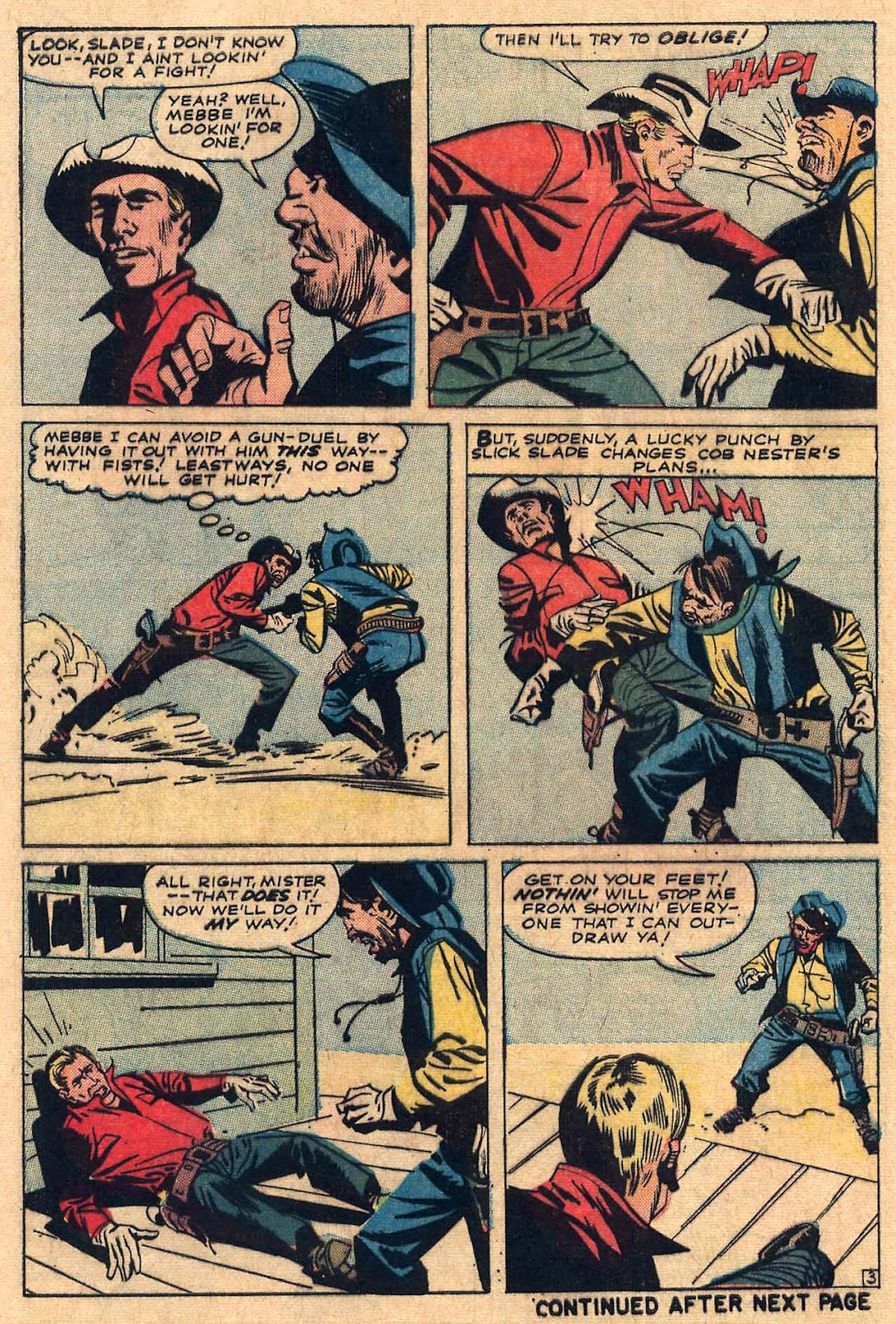 The Rawhide Kid (1955) issue 50 - Page 28
