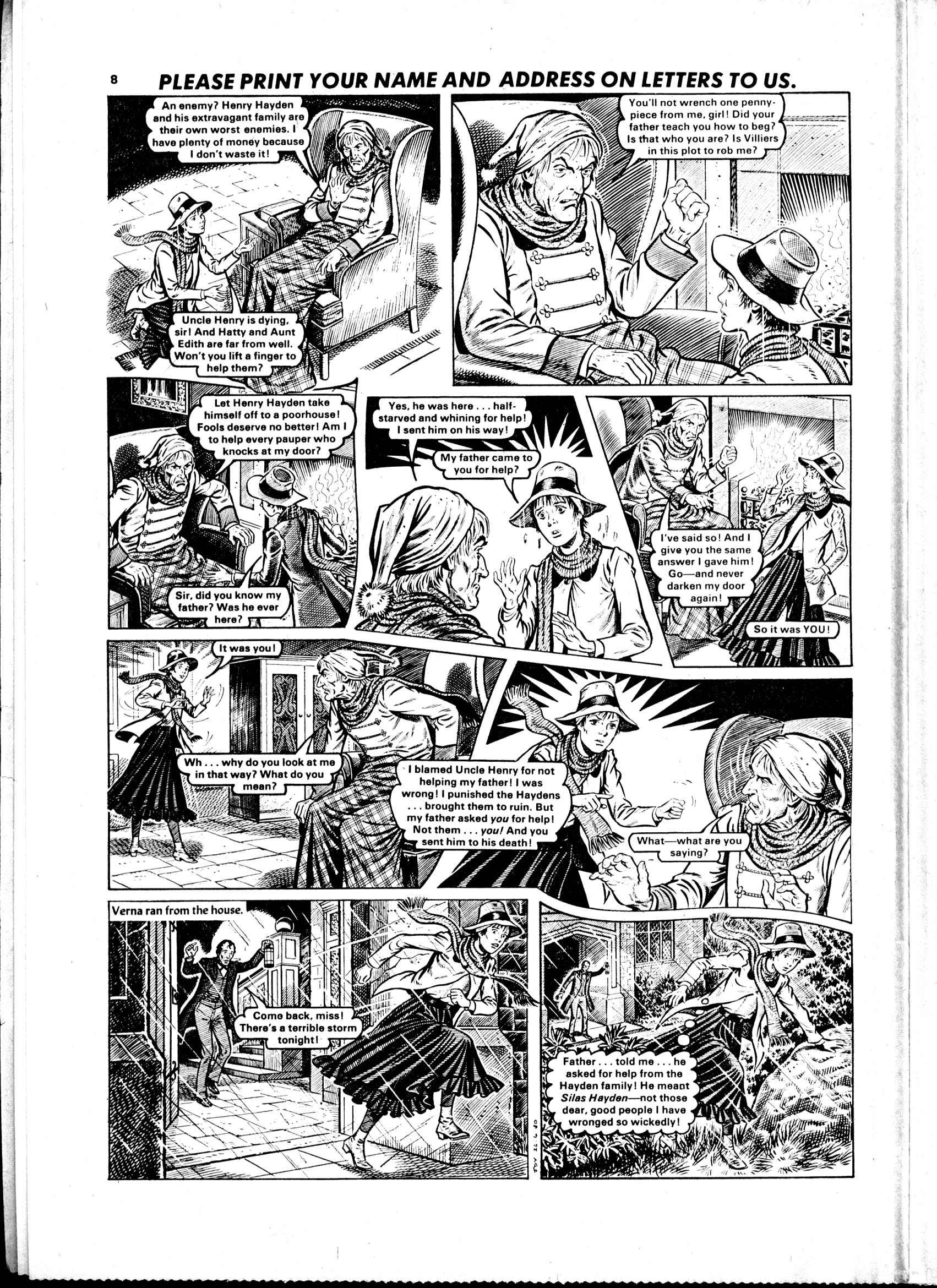 Read online Judy comic -  Issue #59 - 8