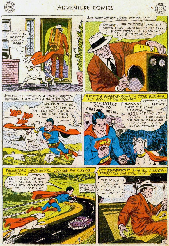 Read online Adventure Comics (1938) comic -  Issue #241 - 12