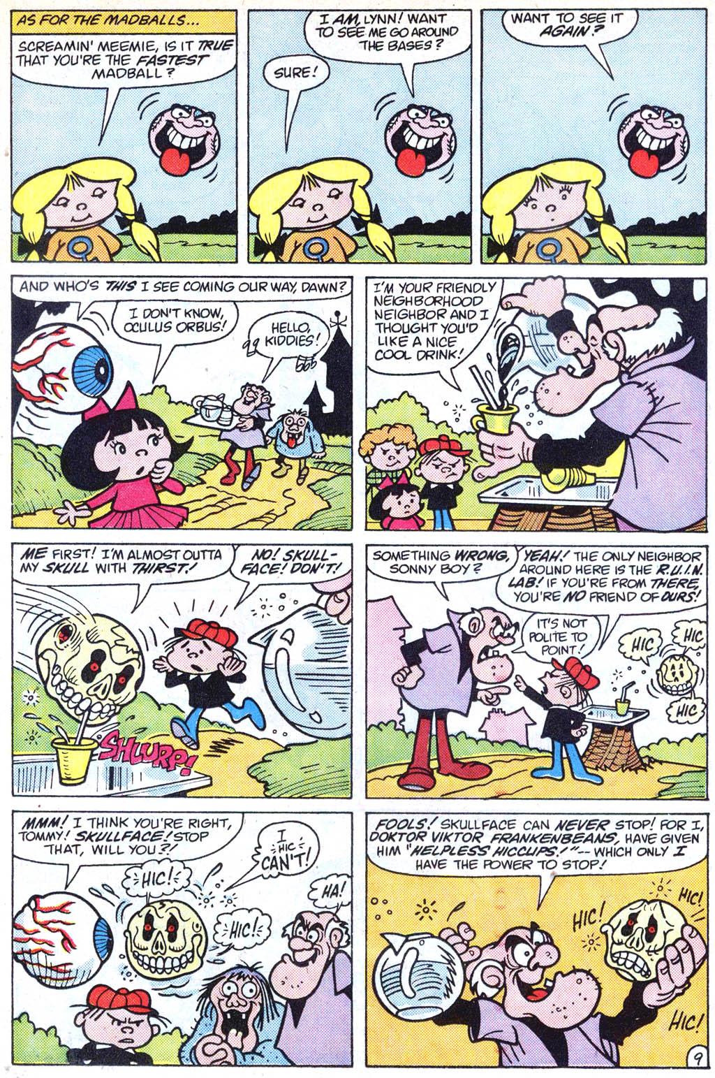 Madballs issue 1 - Page 10