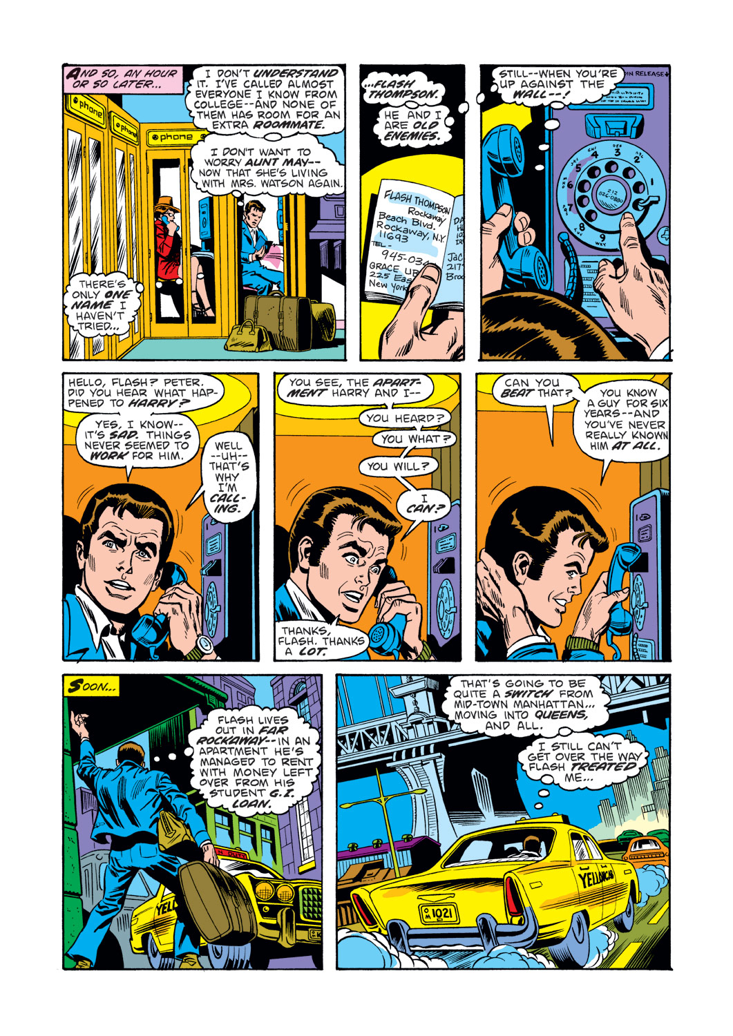 The Amazing Spider-Man (1963) 138 Page 3