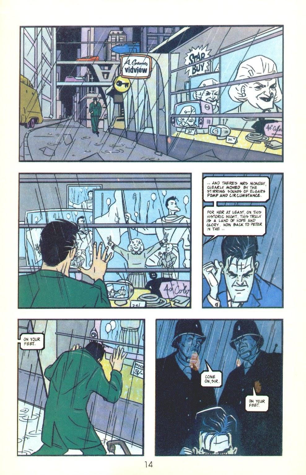 Read online Dare comic -  Issue #4 - 16
