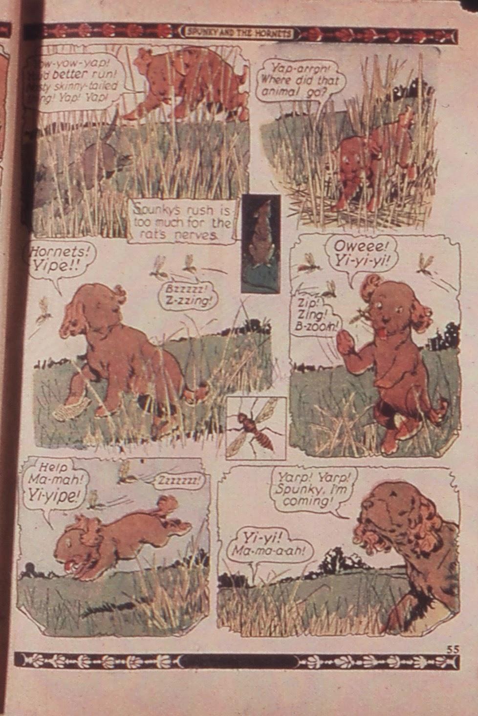 Read online Animal Comics comic -  Issue #6 - 55