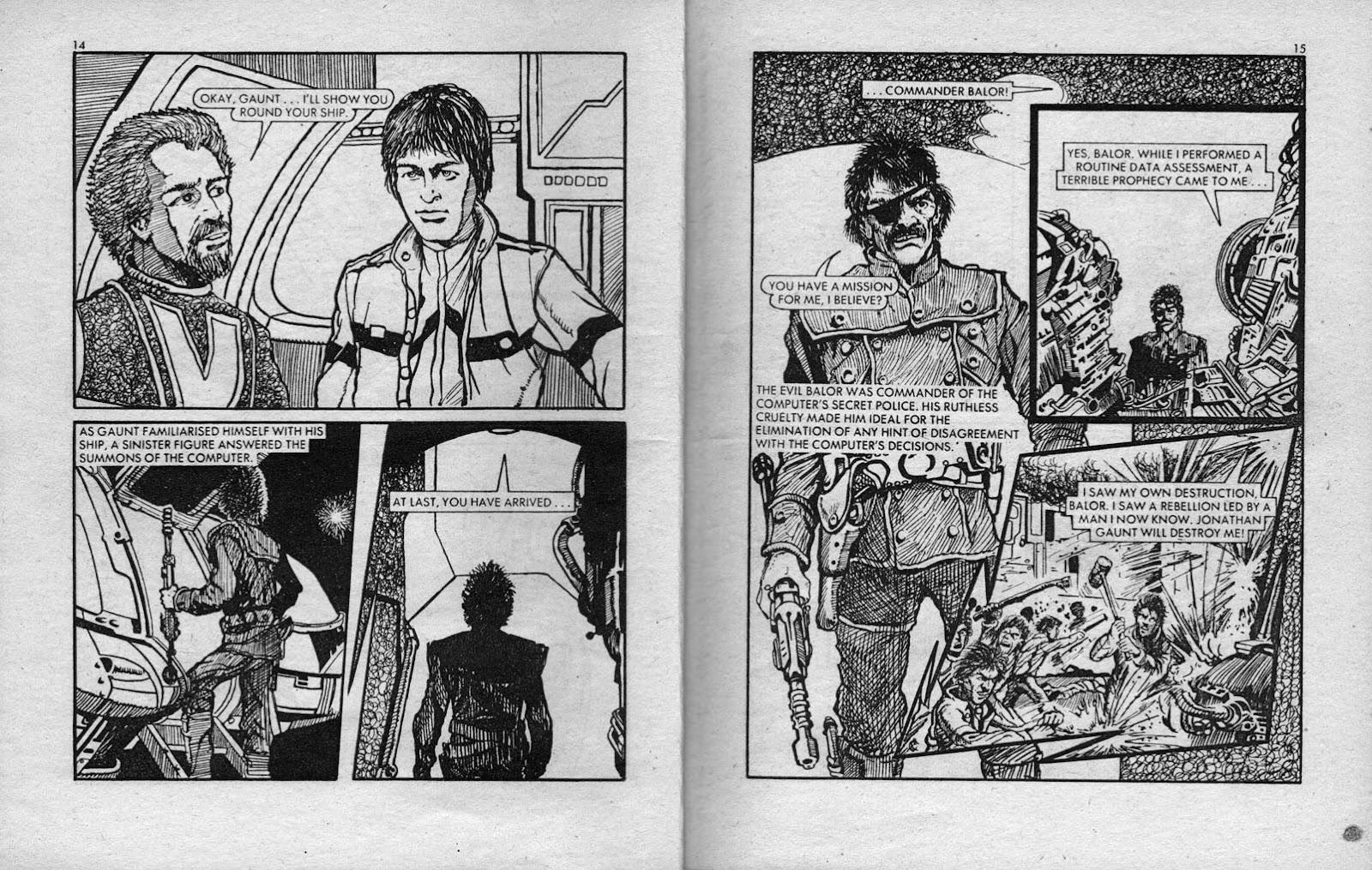 Starblazer issue 28 - Page 8
