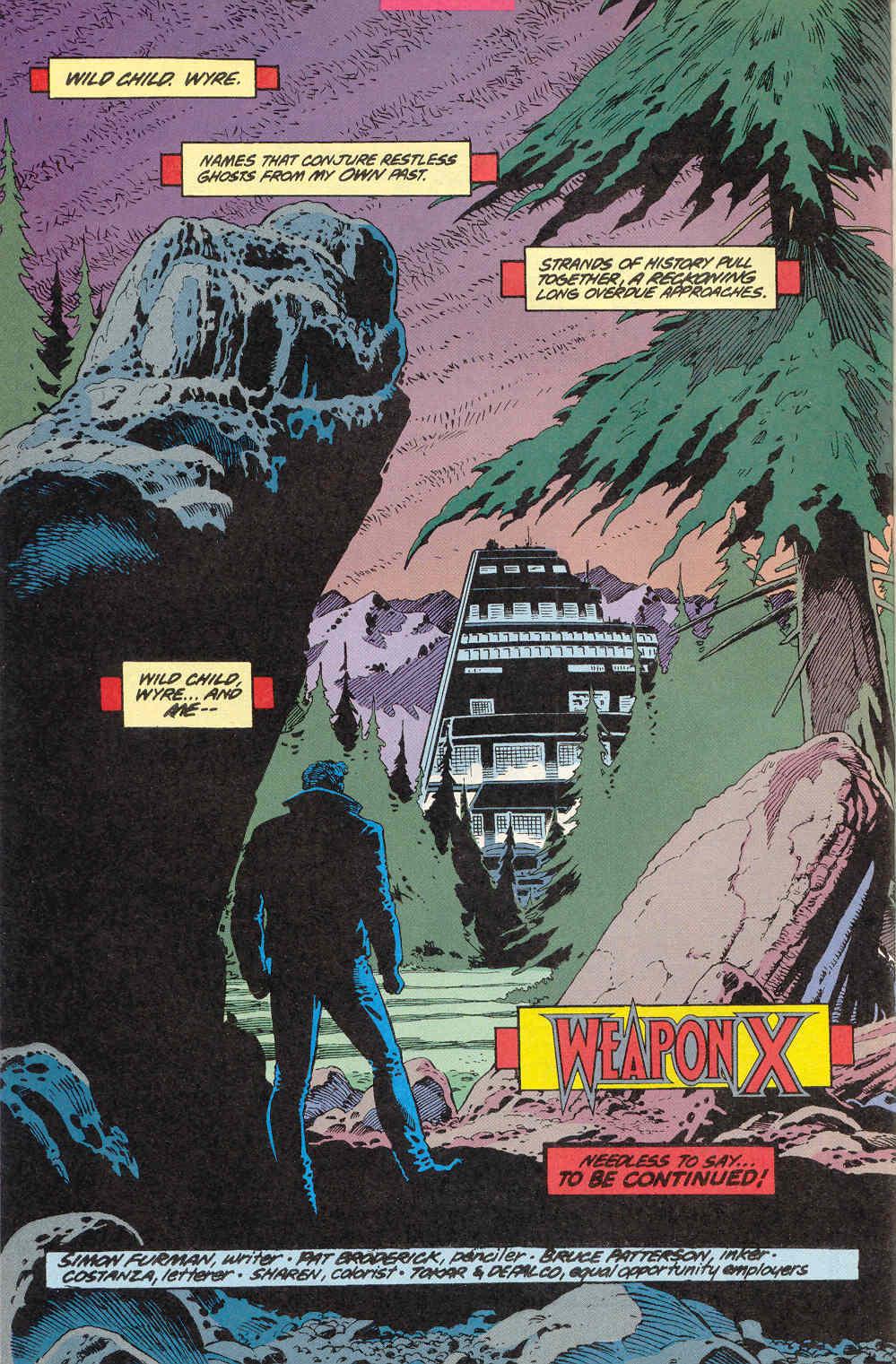 Read online Alpha Flight (1983) comic -  Issue #115 - 24