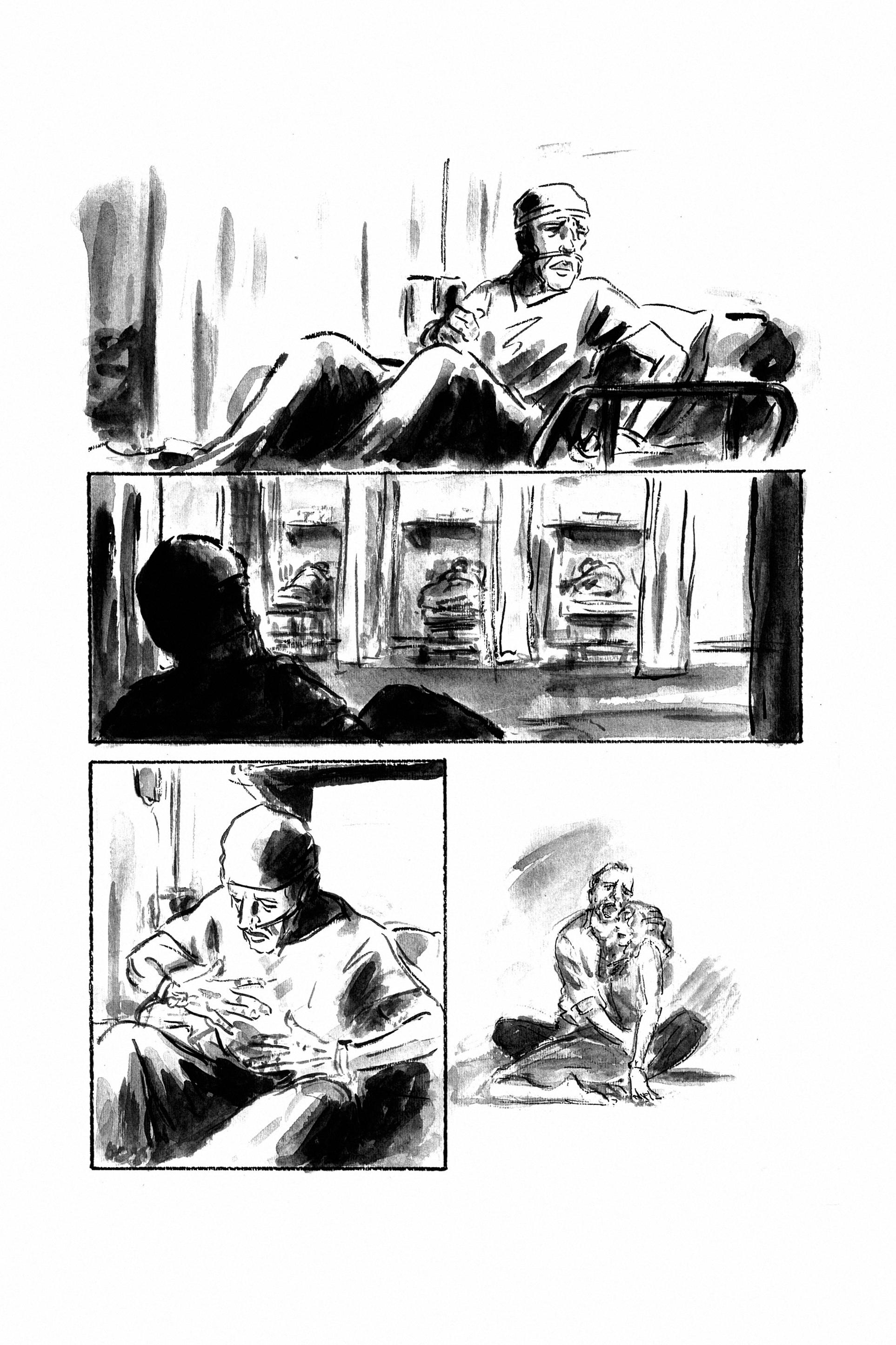 Read online Tumor comic -  Issue # TPB - 218