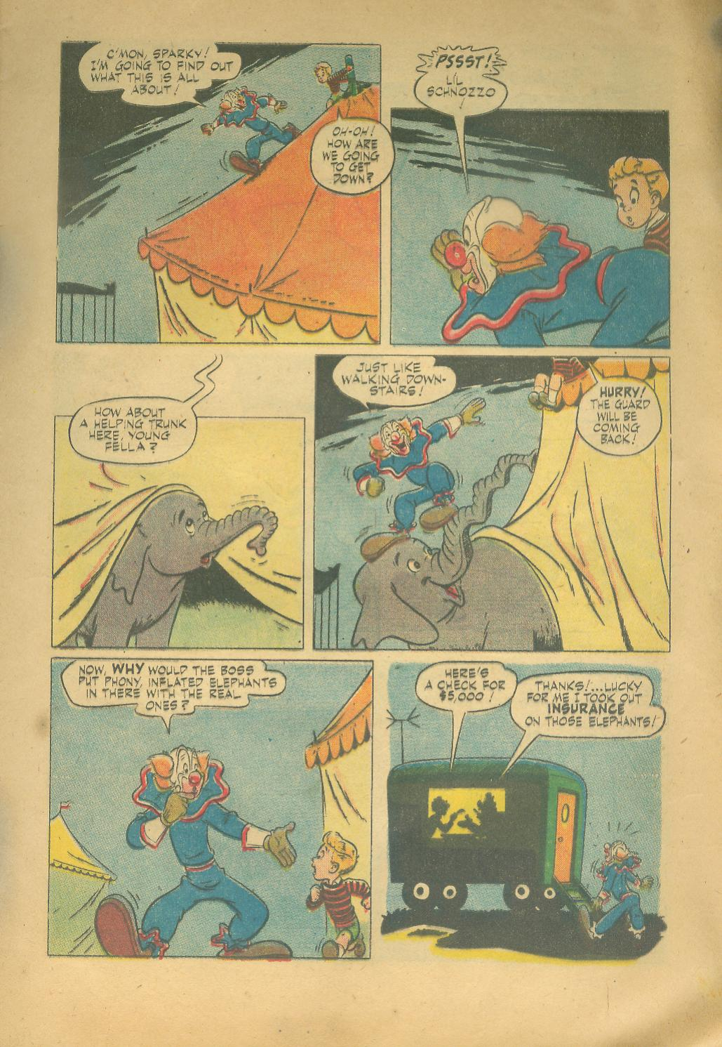 Four Color Comics issue 508 - Page 9