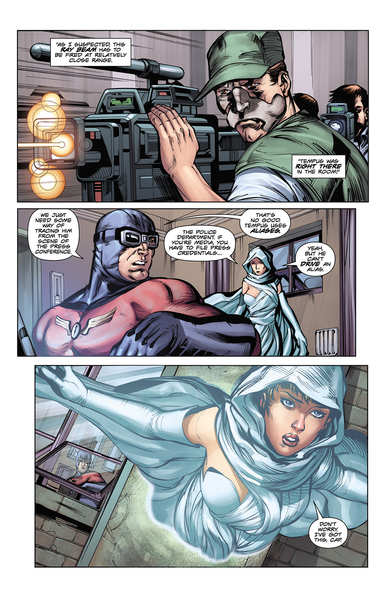 Read online Two Past Midnight comic -  Issue #3 - 19