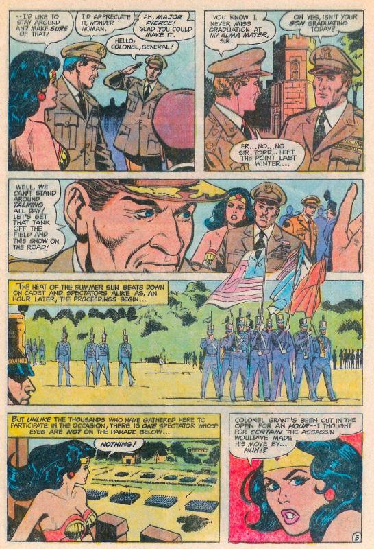 Read online Wonder Woman (1942) comic -  Issue #258 - 6