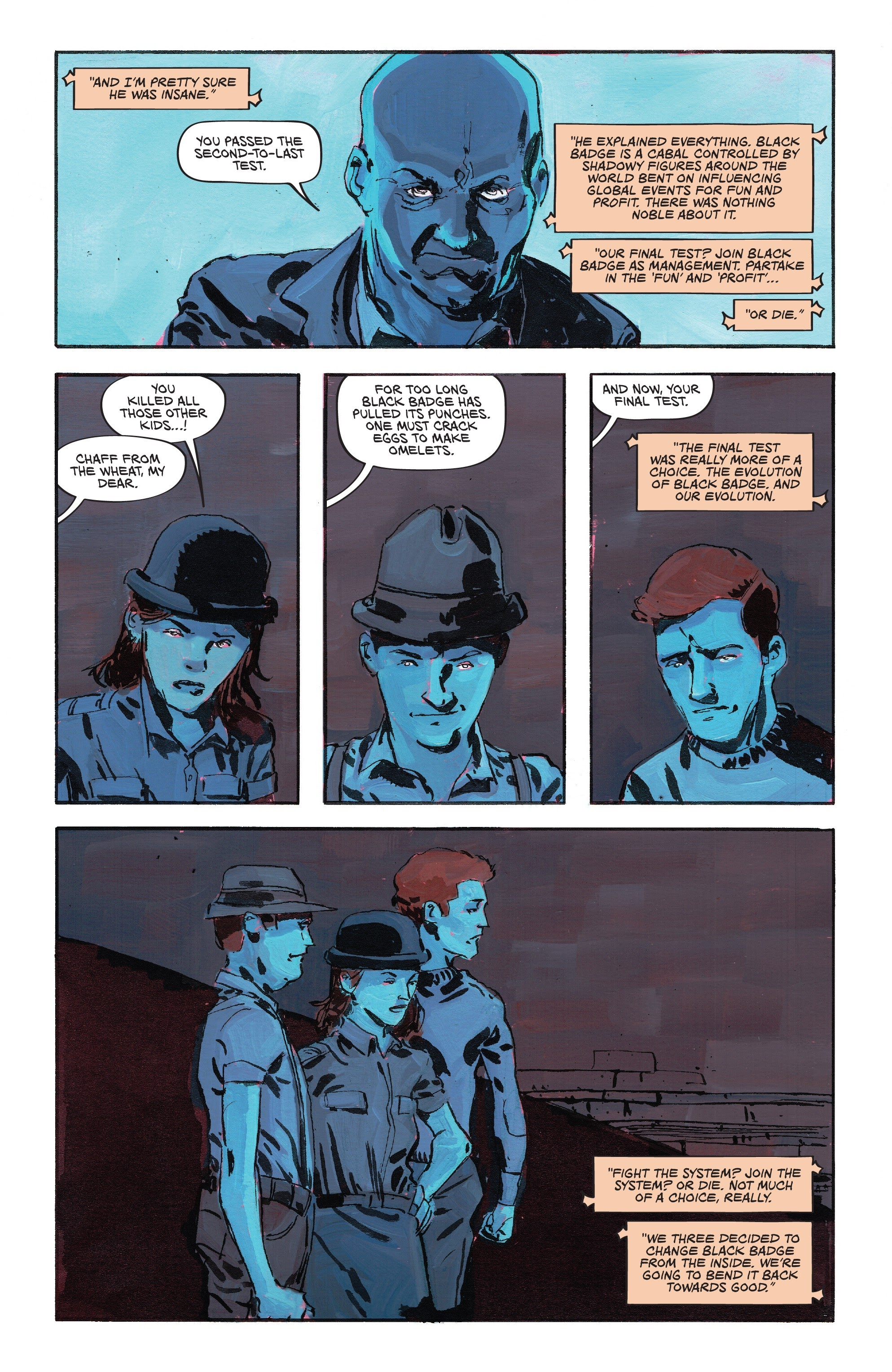 Black Badge issue 10 - Page 16