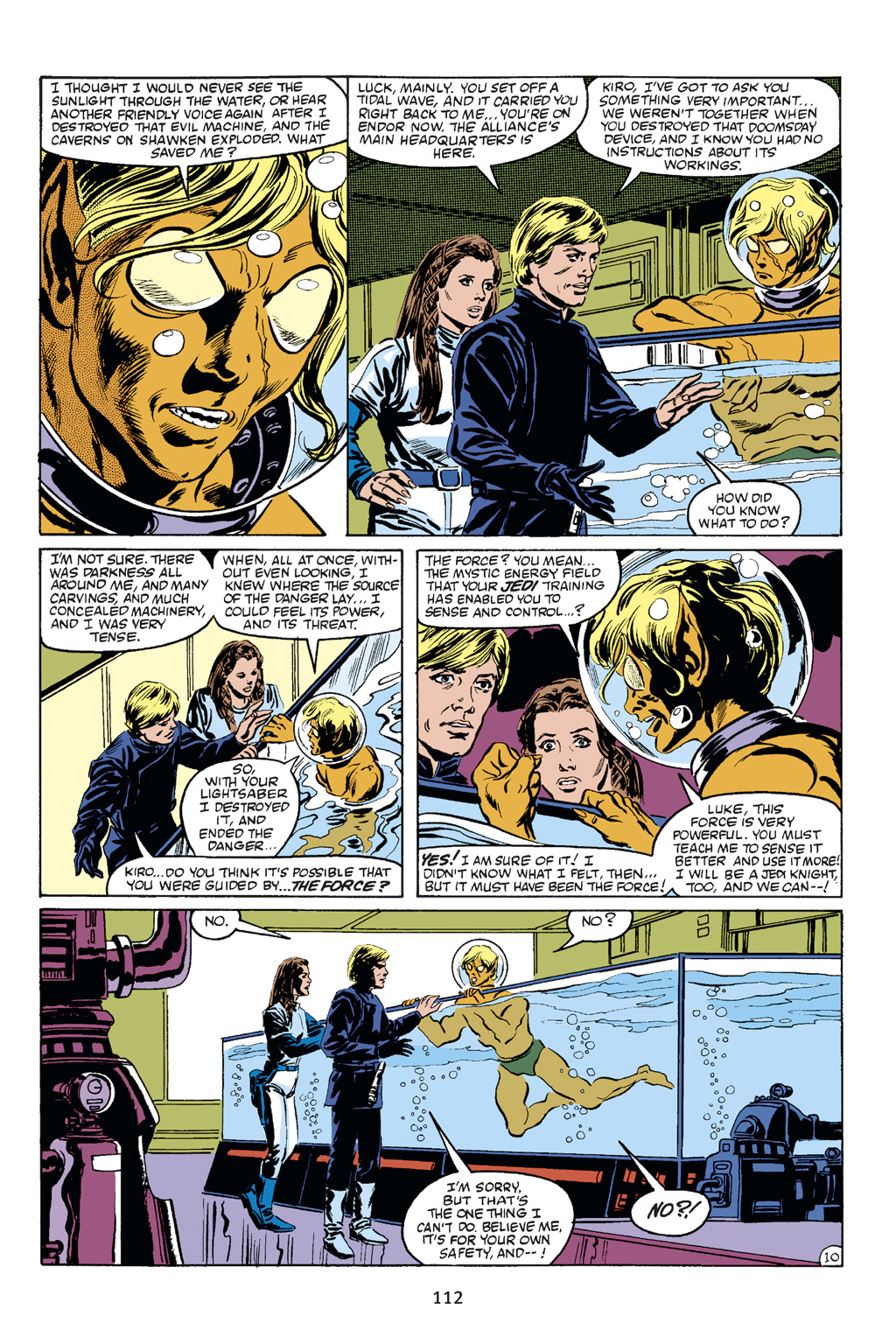Read online Star Wars Omnibus comic -  Issue # Vol. 21 - 106