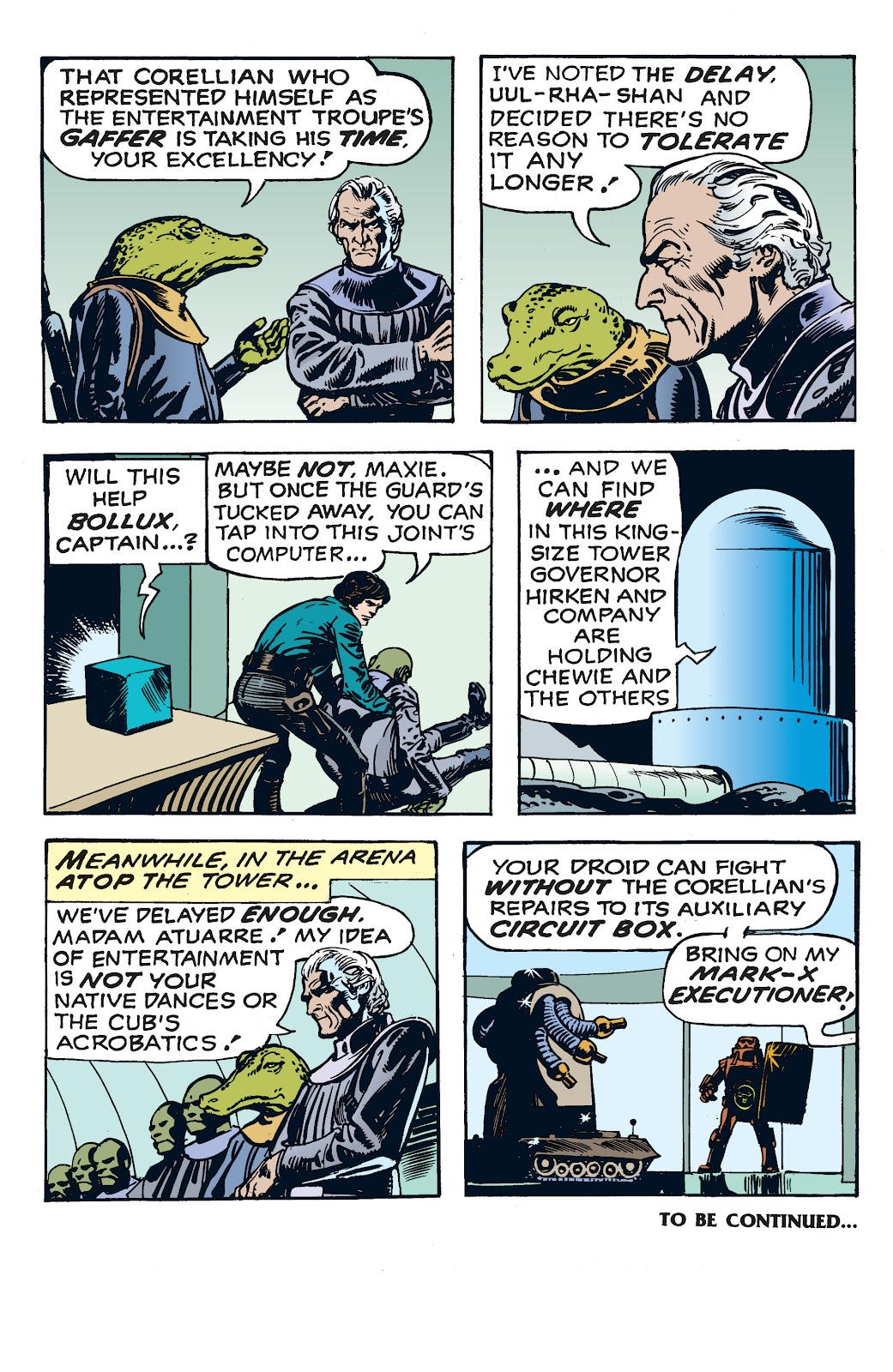 Read online Star Wars Legends: The Newspaper Strips - Epic Collection comic -  Issue # TPB (Part 4) - 55