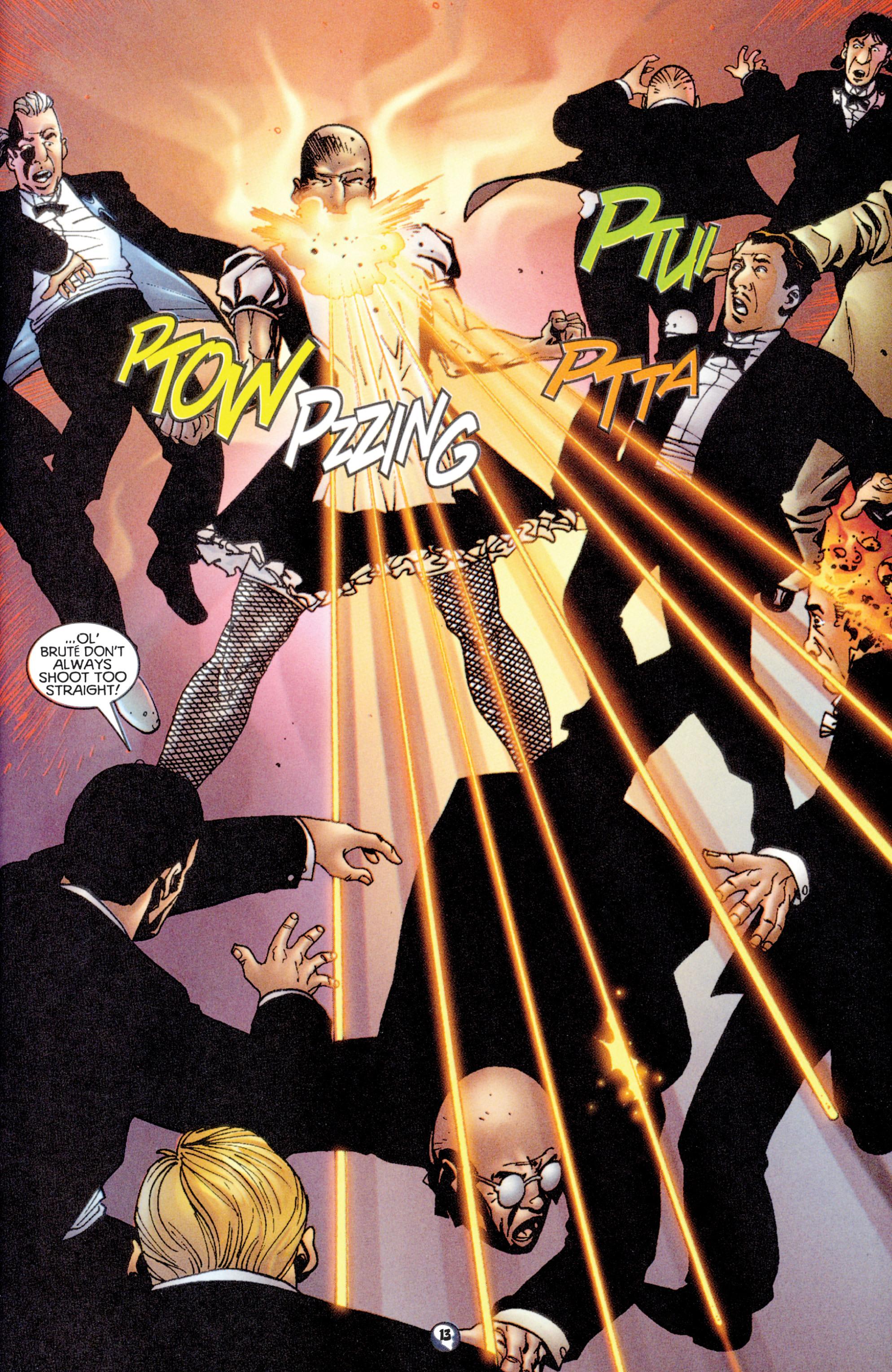 Read online Shadowman (1997) comic -  Issue #14 - 11
