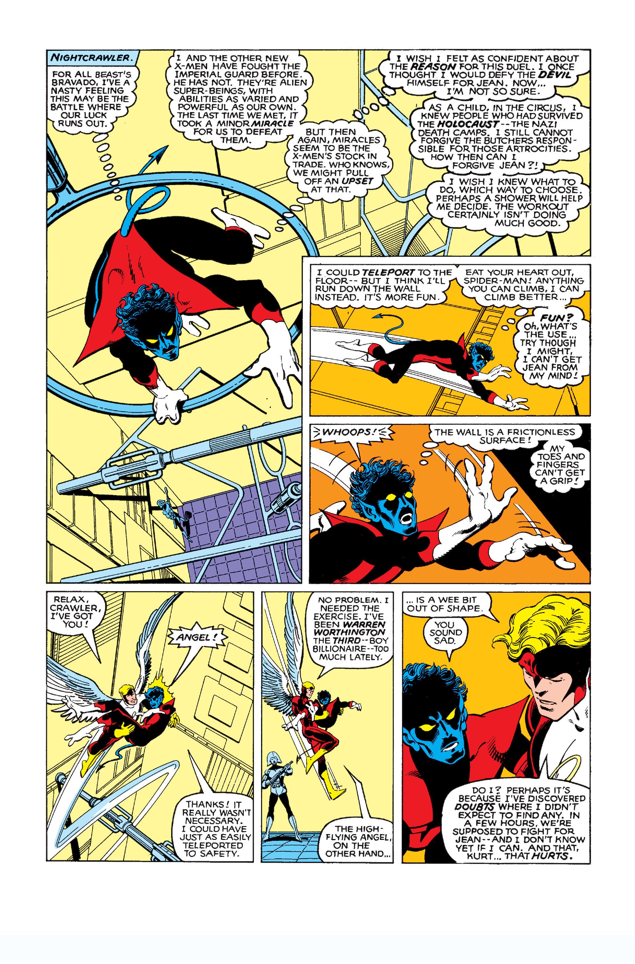 Uncanny X-Men (1963) 137 Page 7