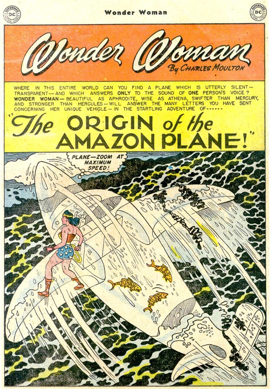 Read online Wonder Woman (1942) comic -  Issue #80 - 13