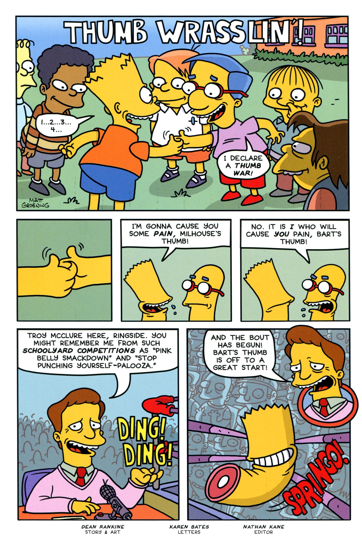 Read online Simpsons Comics Presents Bart Simpson comic -  Issue #89 - 26