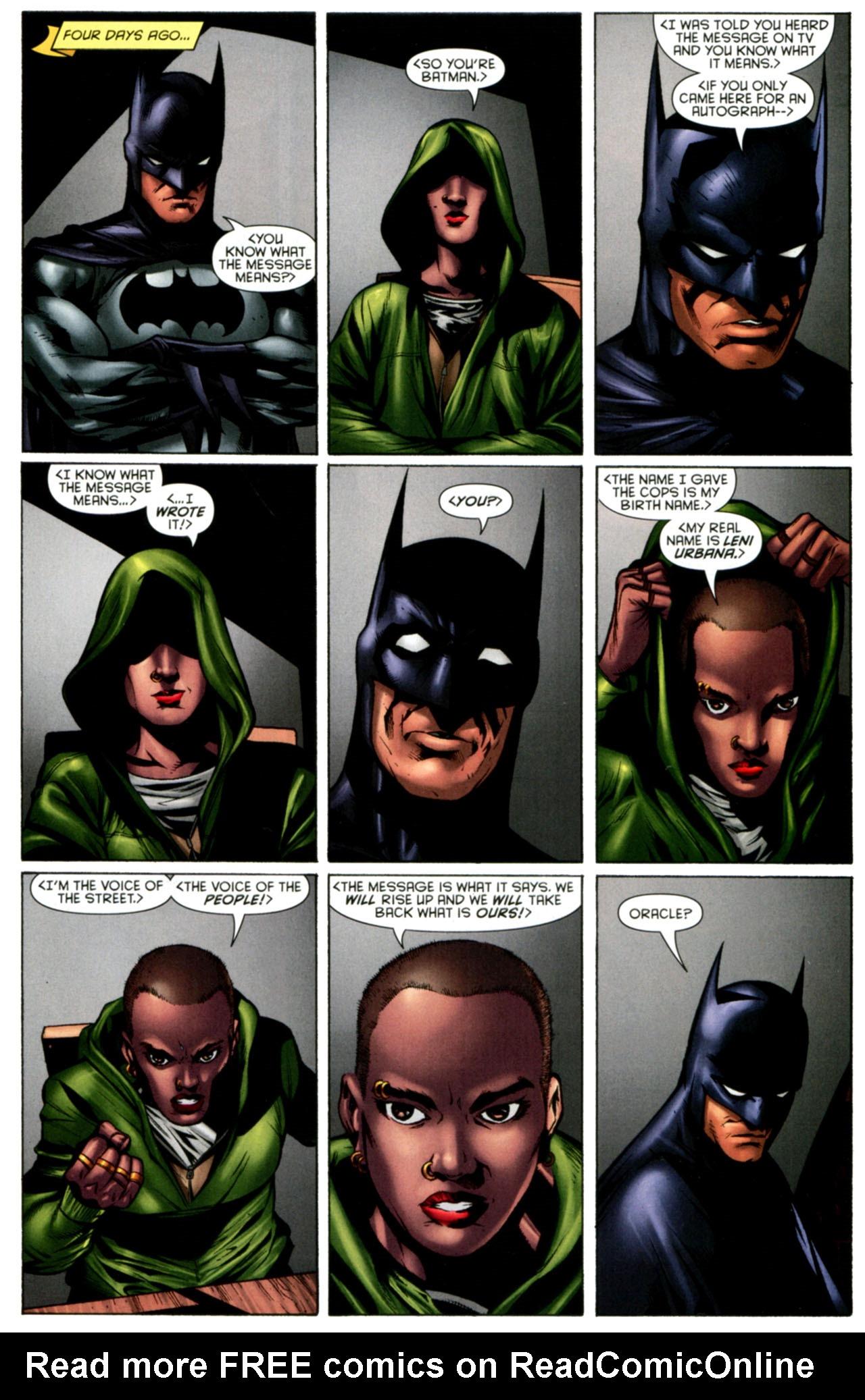 Read online Detective Comics (1937) comic -  Issue # _Annual 12 - 26