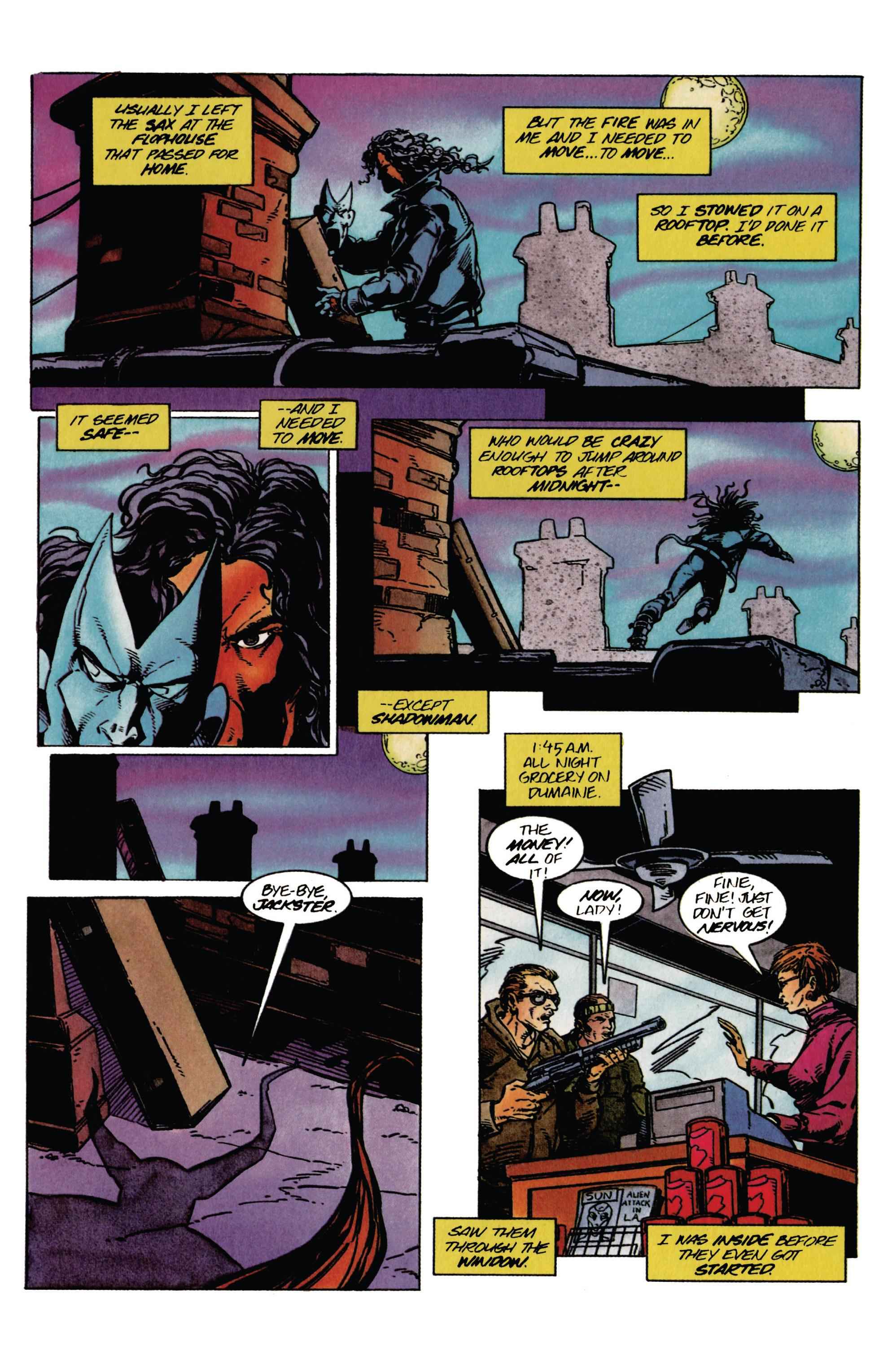 Read online Shadowman (1992) comic -  Issue #38 - 7