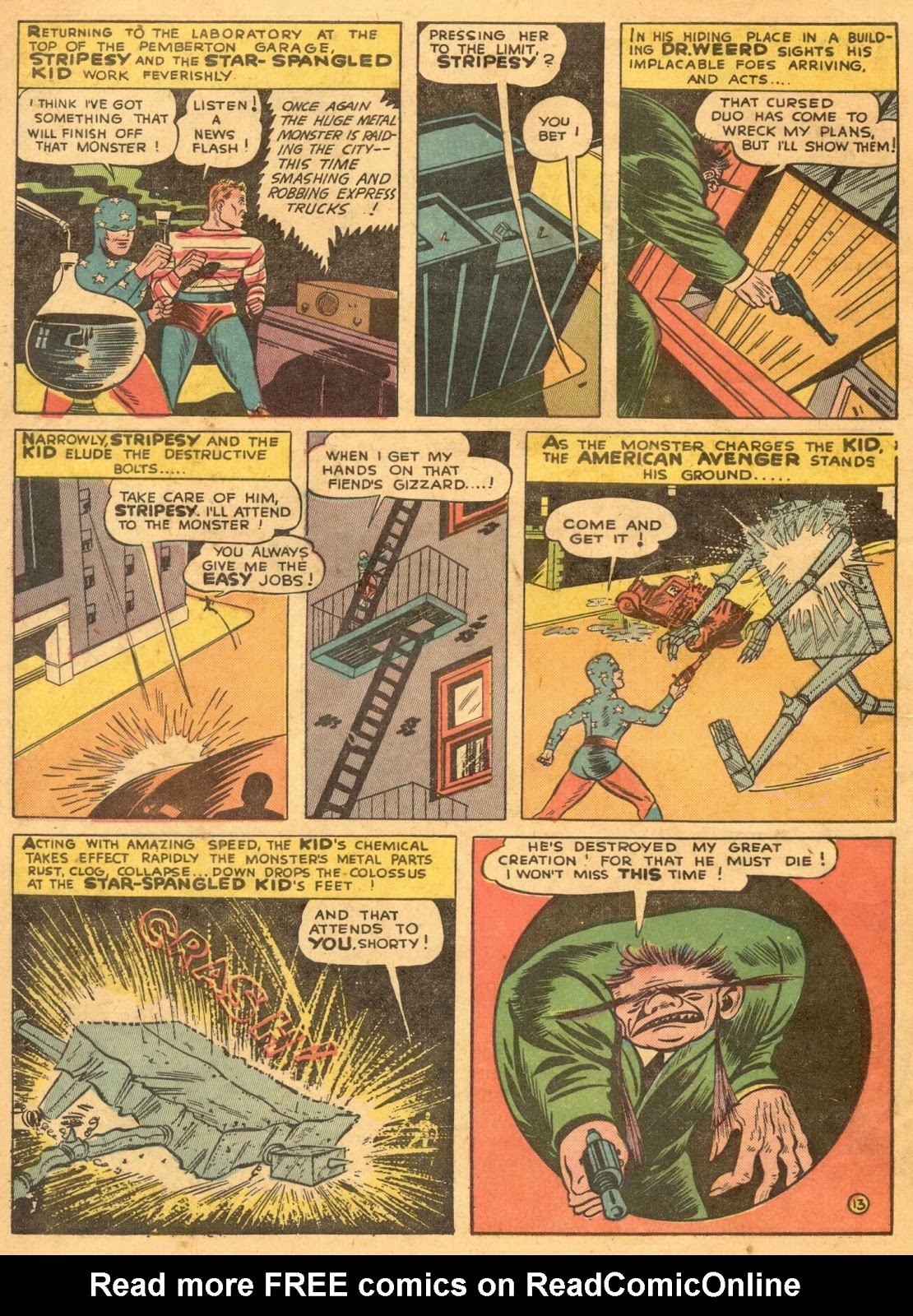 Star Spangled Comics (1941) issue 1 - Page 60