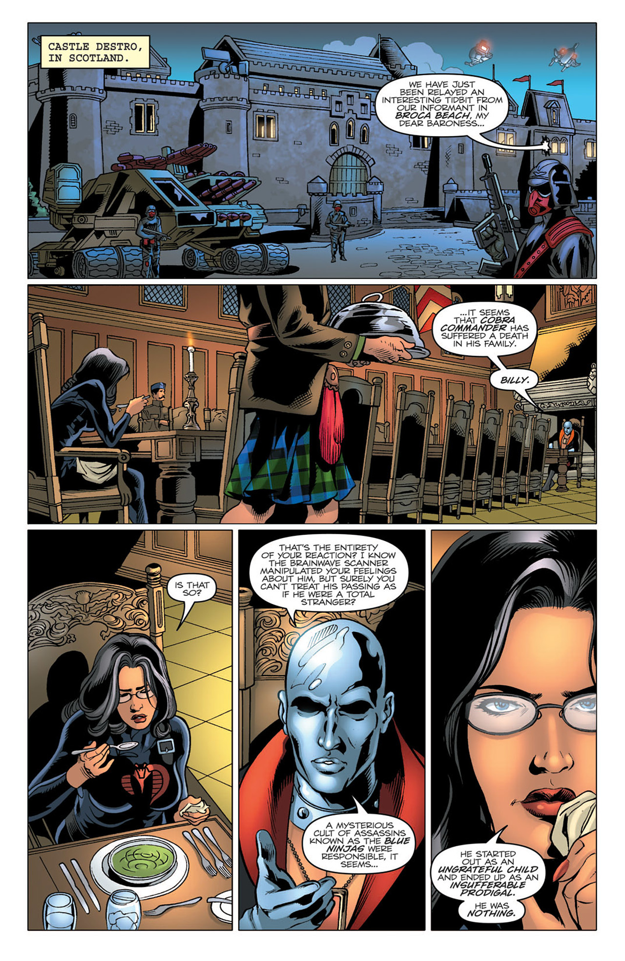G.I. Joe: A Real American Hero 174 Page 15