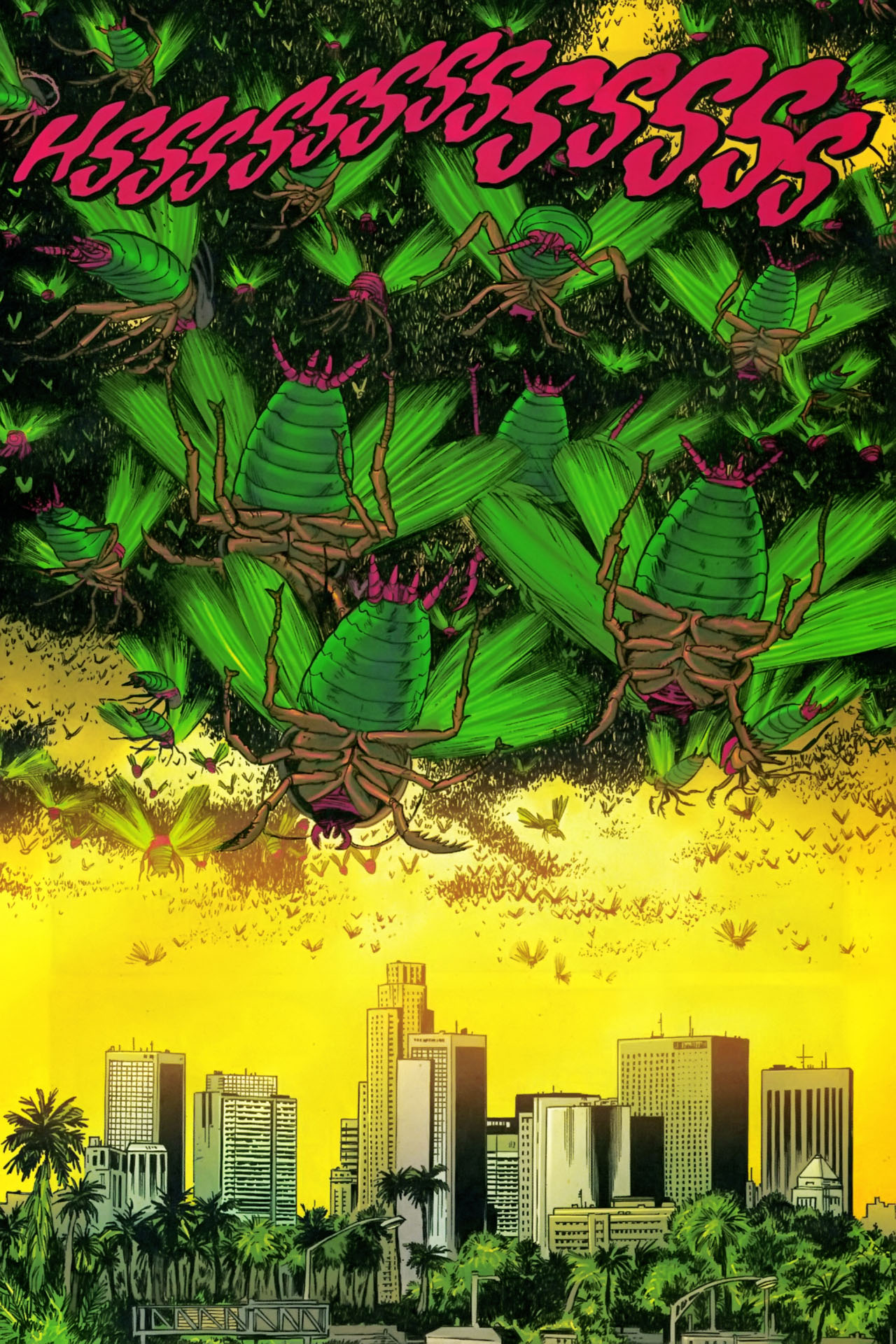 Read online The Exterminators comic -  Issue #28 - 16