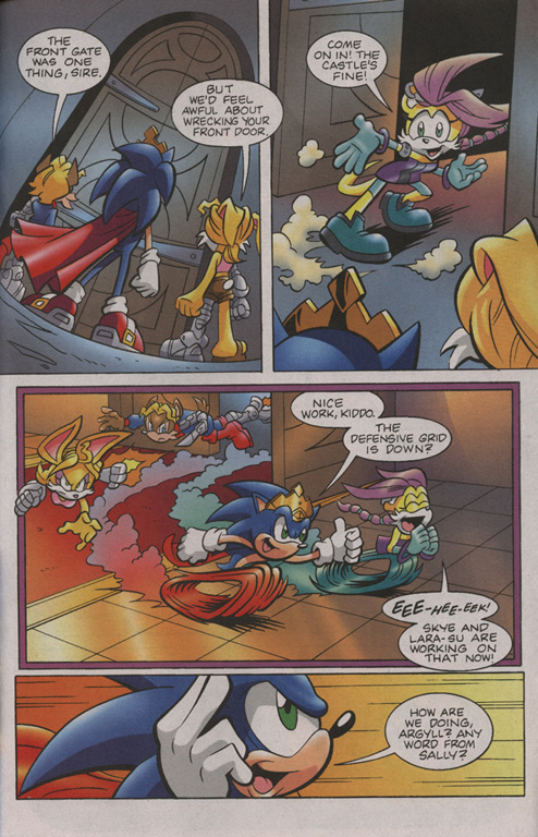 Read online Sonic Universe comic -  Issue #7 - 15