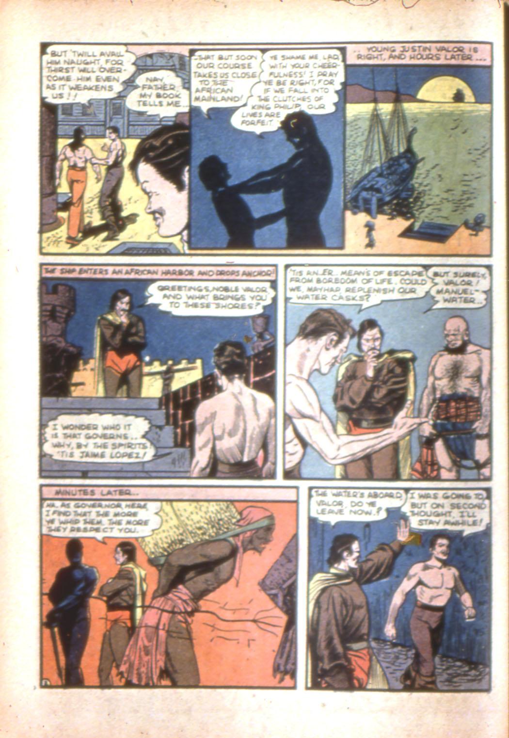Read online Sensation (Mystery) Comics comic -  Issue #7 - 18