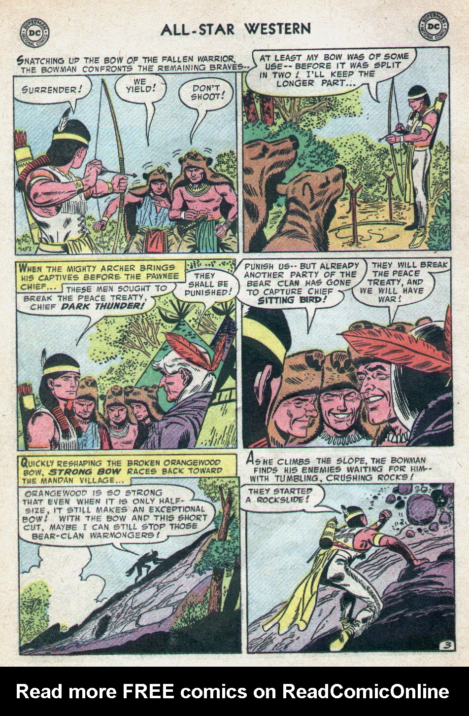 Read online All-Star Western (1951) comic -  Issue #90 - 12