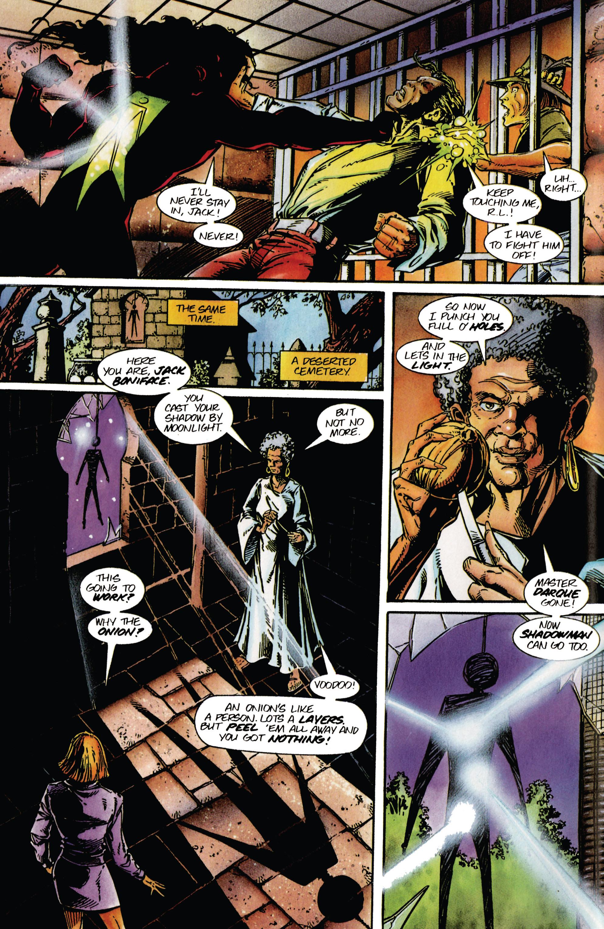 Read online Shadowman (1992) comic -  Issue #42 - 9